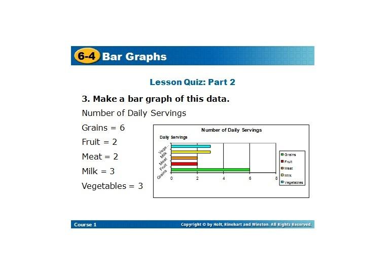 Free Bar Graph Template 27