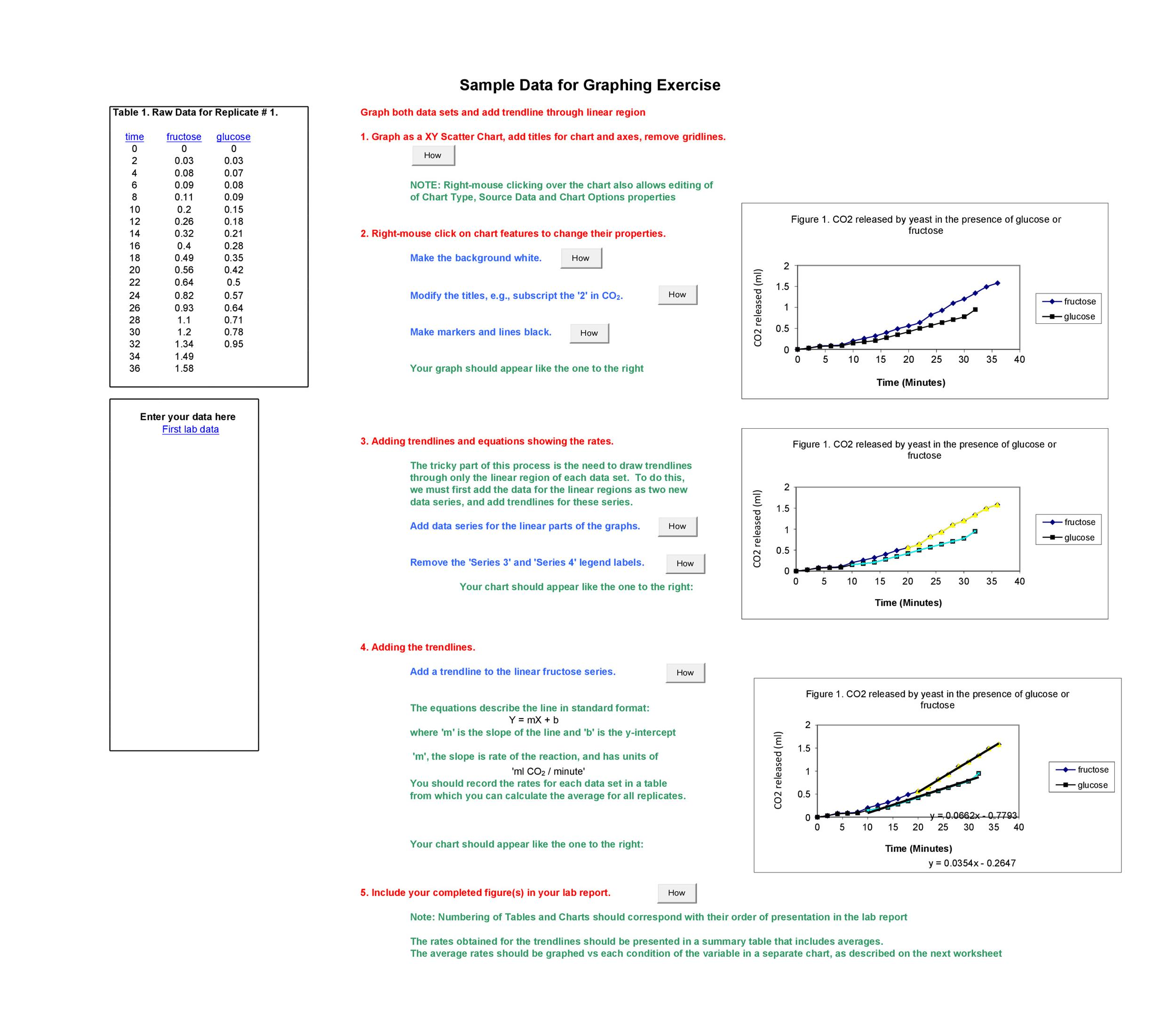Free Bar Graph Template 32