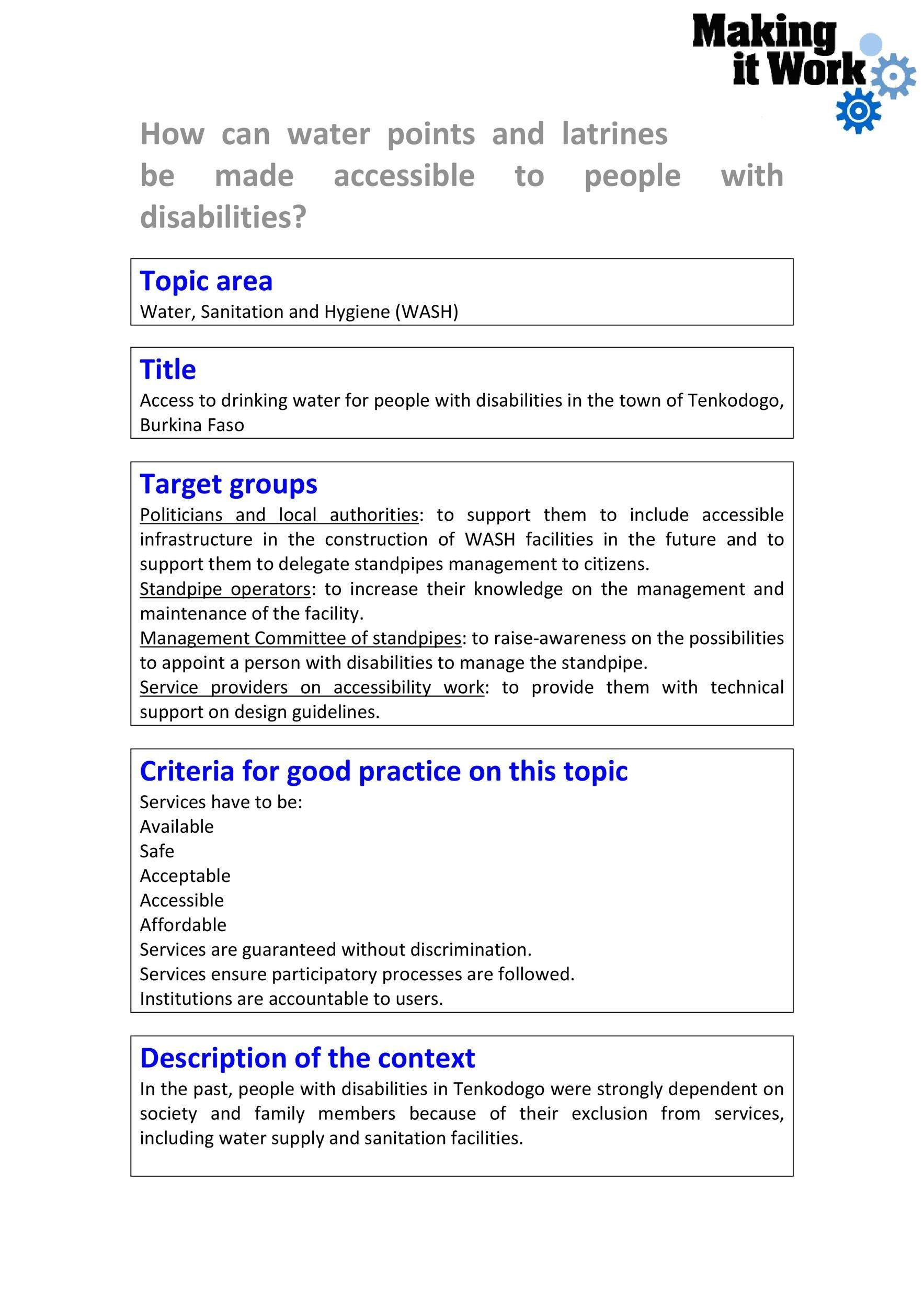 Free Case Study Template 19