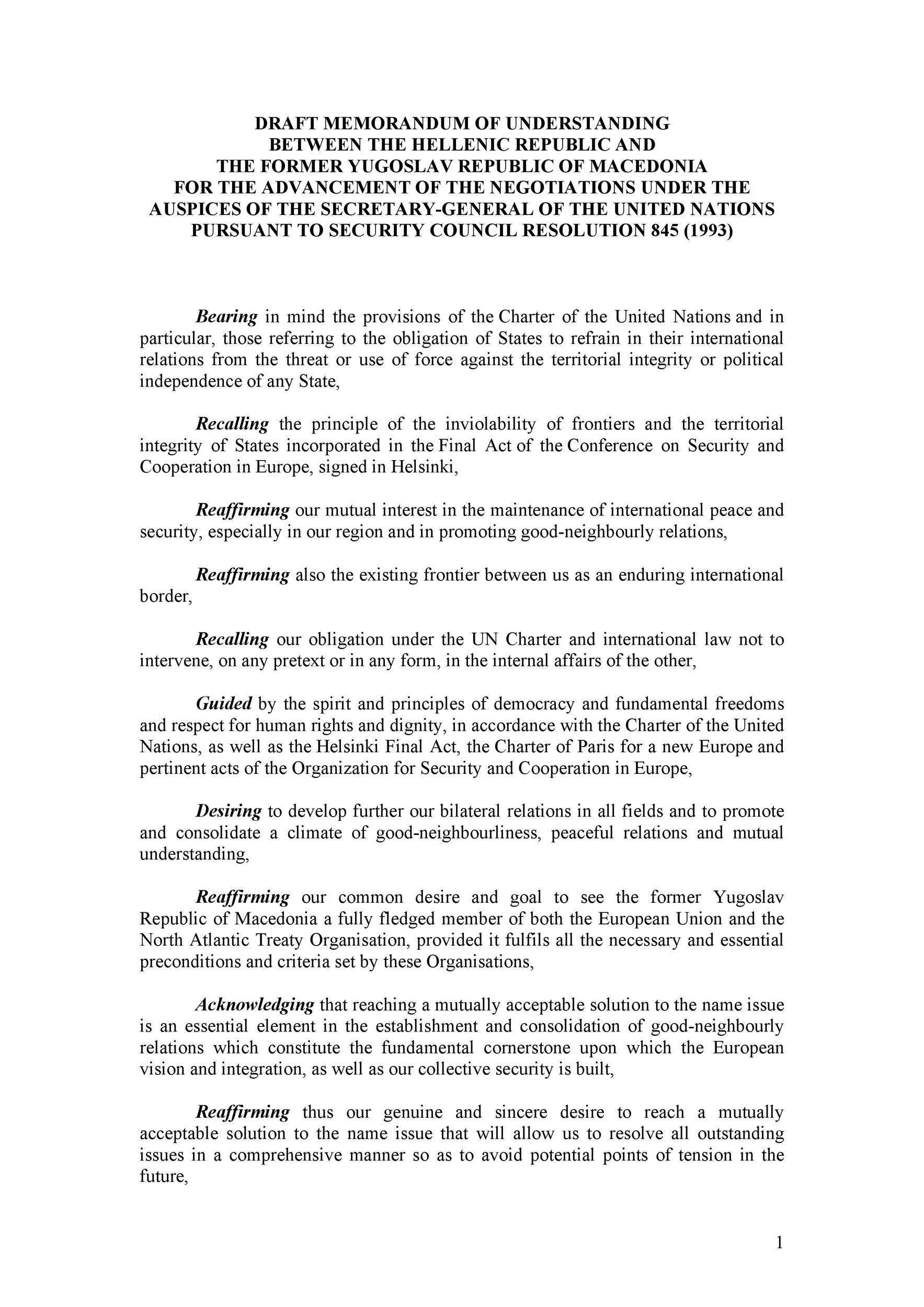 Free Memorandum of Understanding Template 49