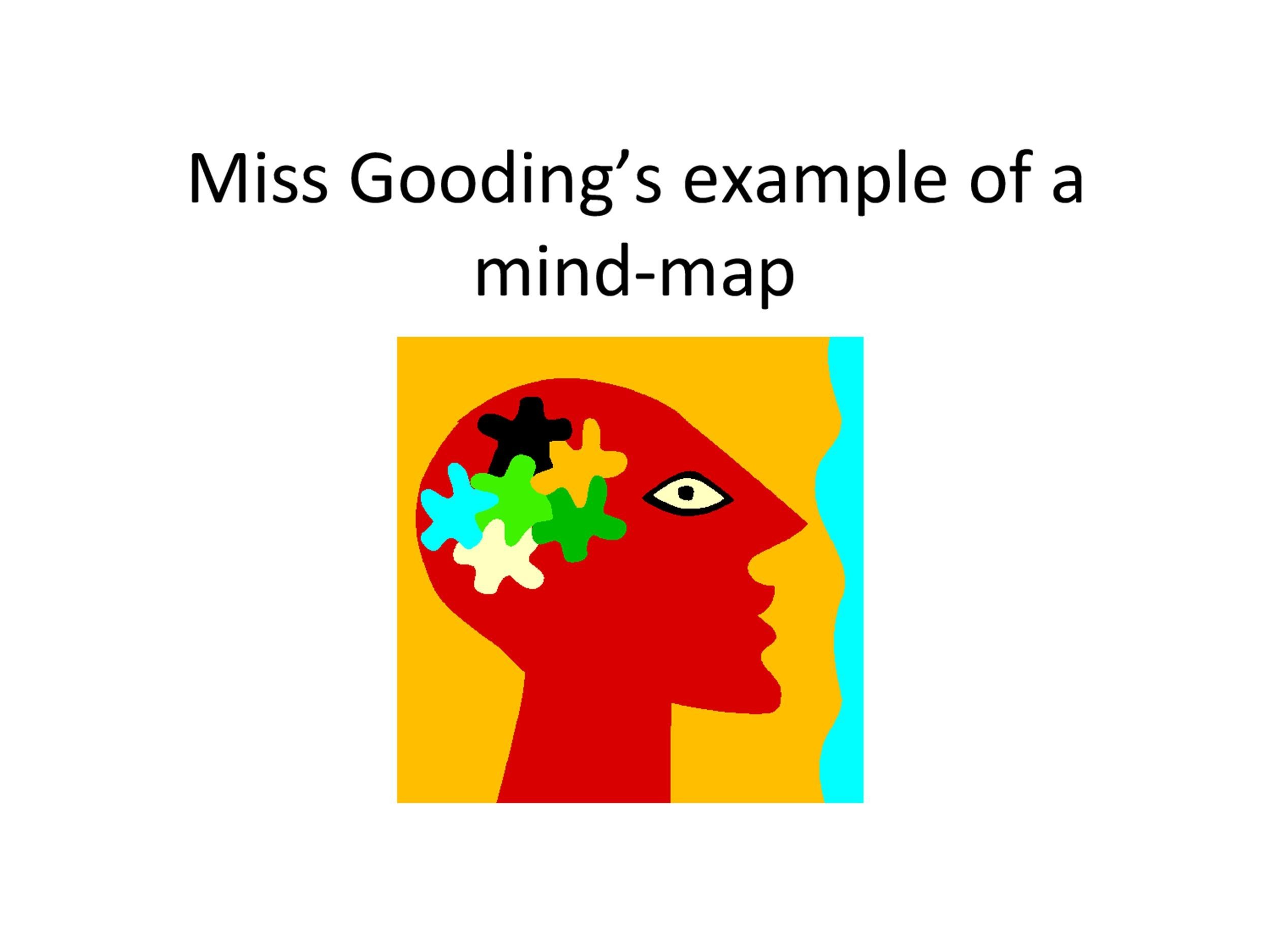 Free Mind Map Template 04