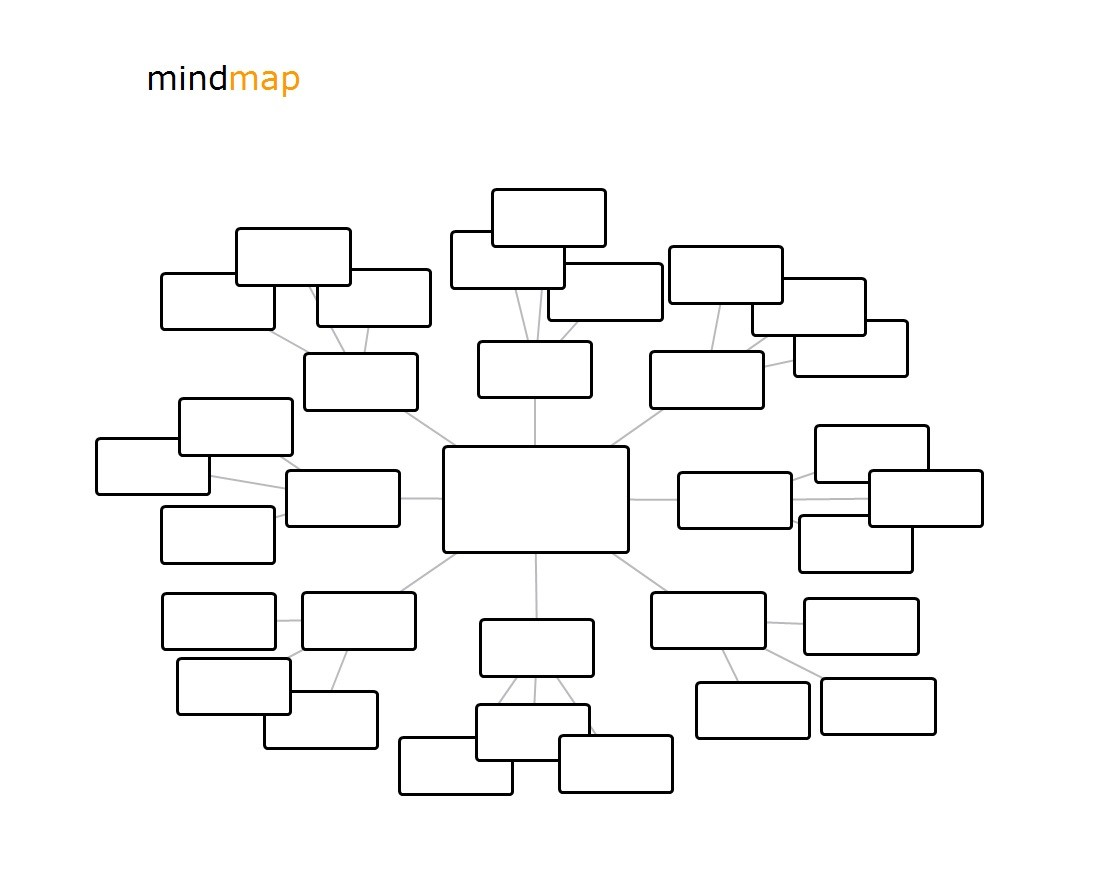 Free Mind Map Template 09