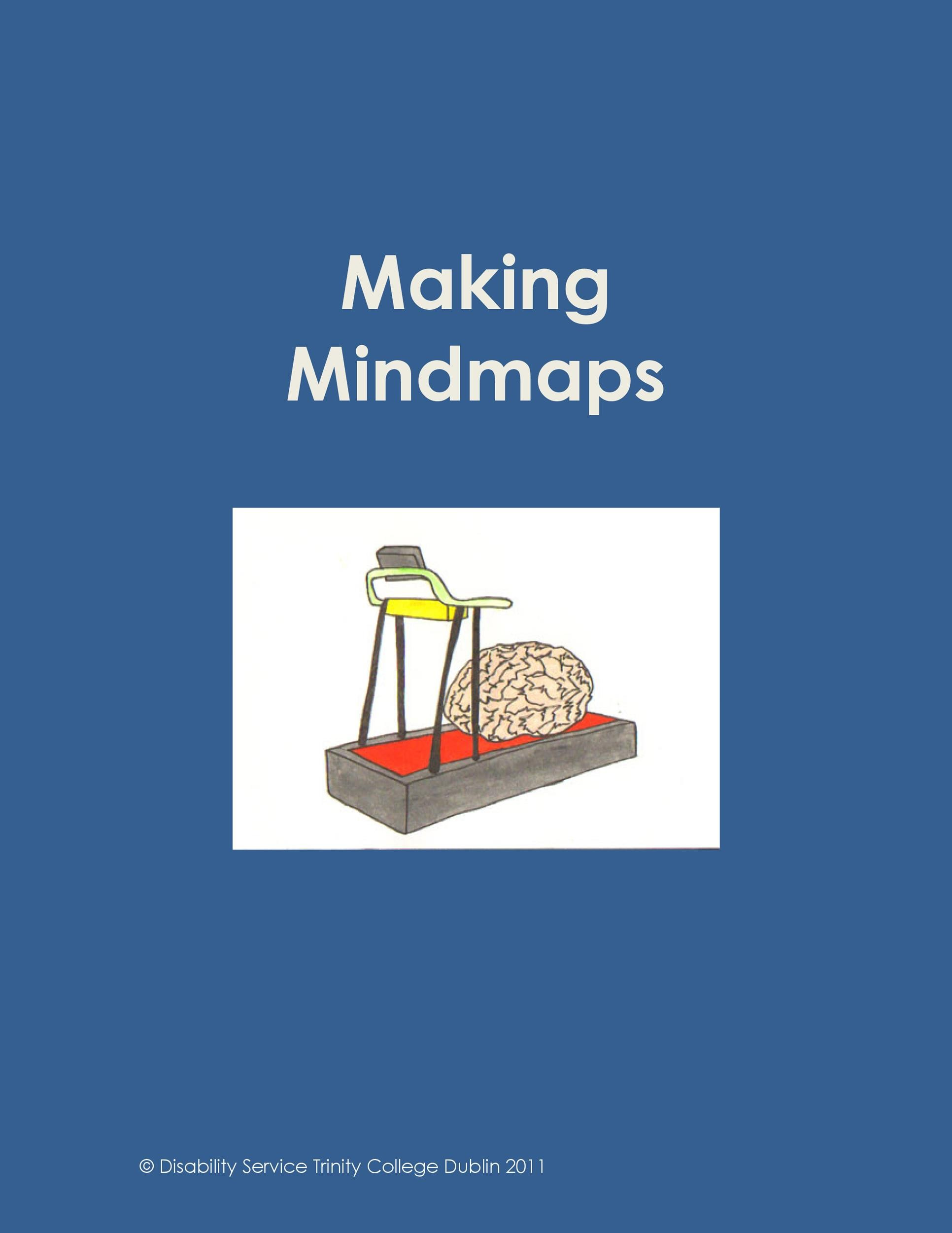 Free Mind Map Template 13