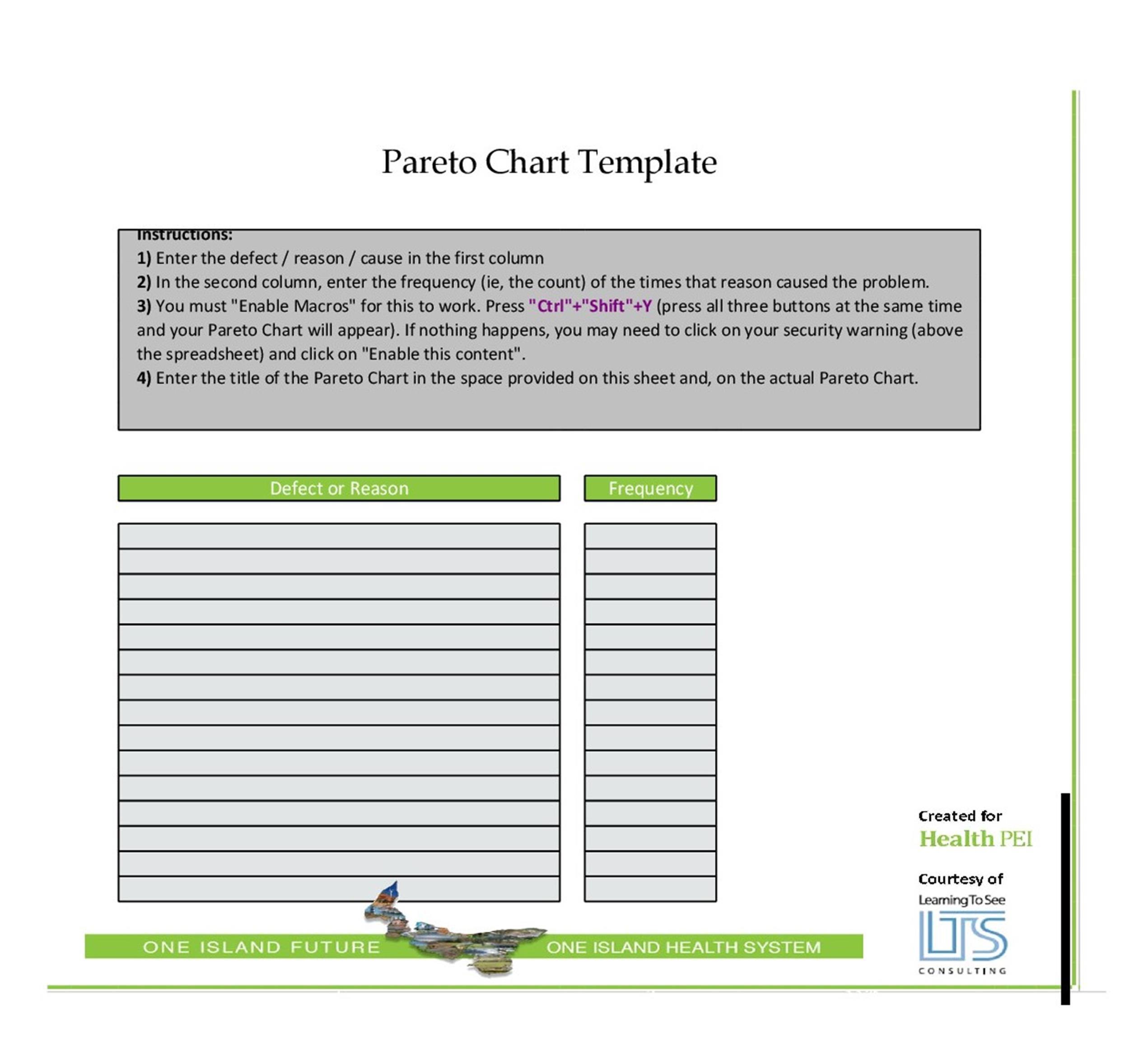 Free Pareto Chart 07