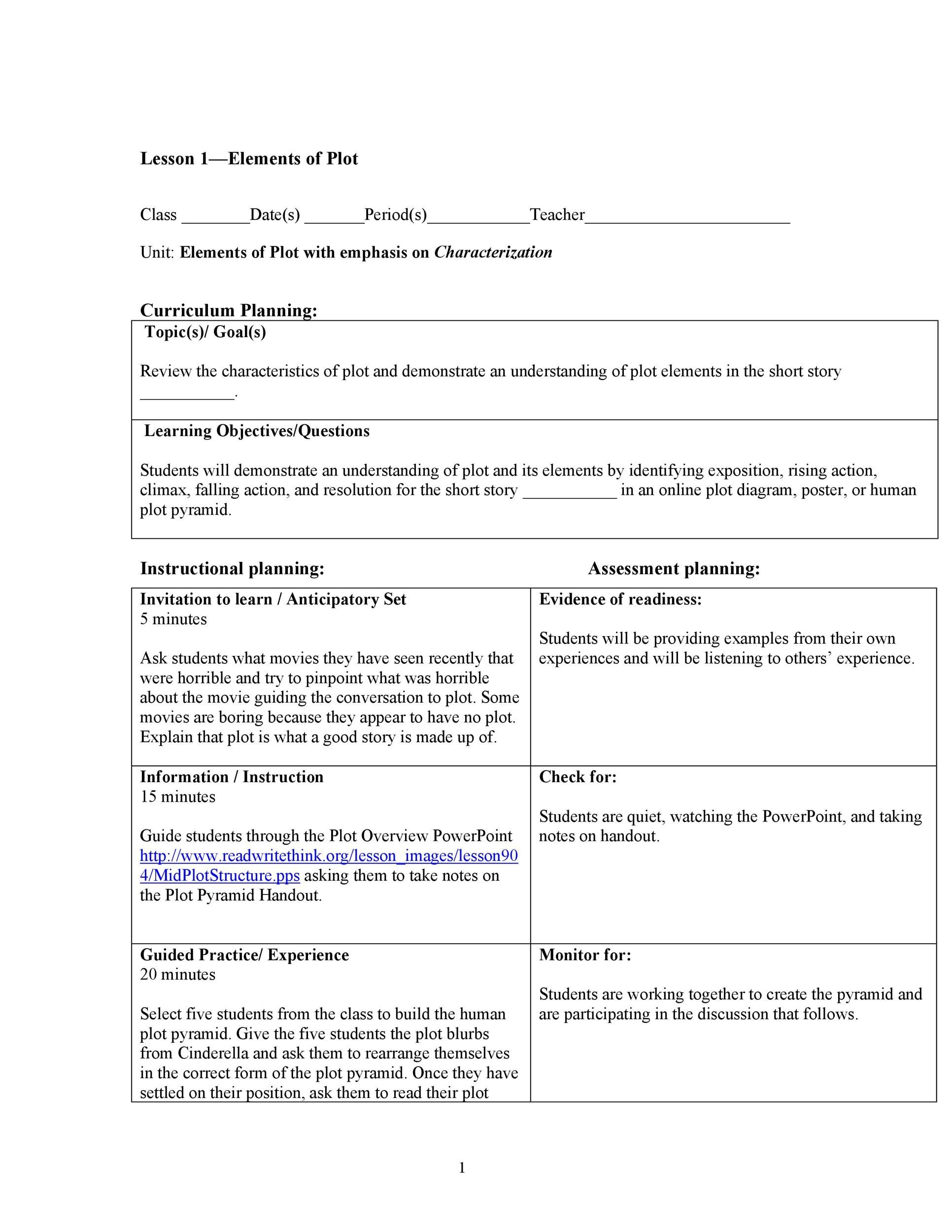 Plot Diagram Template 20 45 professional plot diagram templates (plot pyramid) template lab