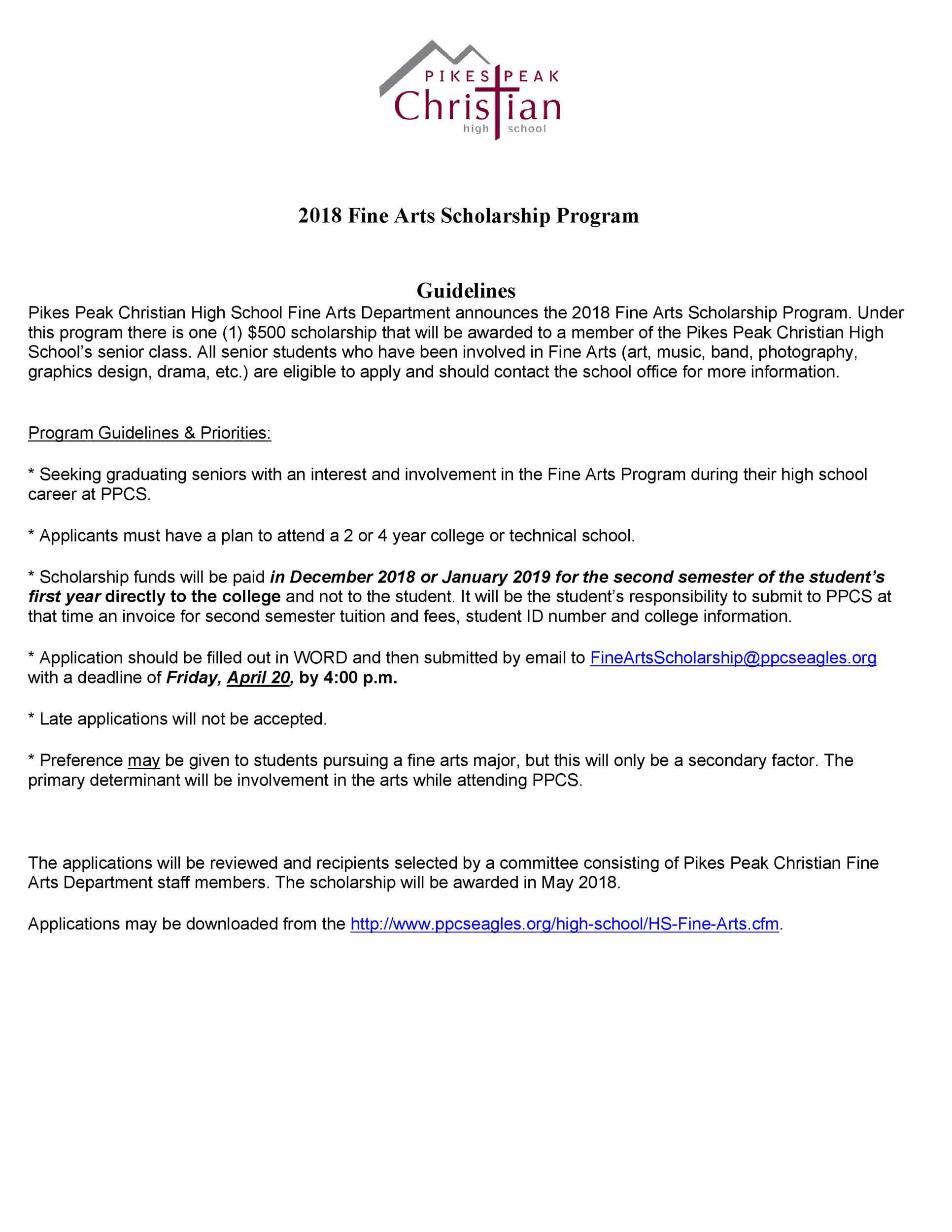 Free Scholarship Application Template 39