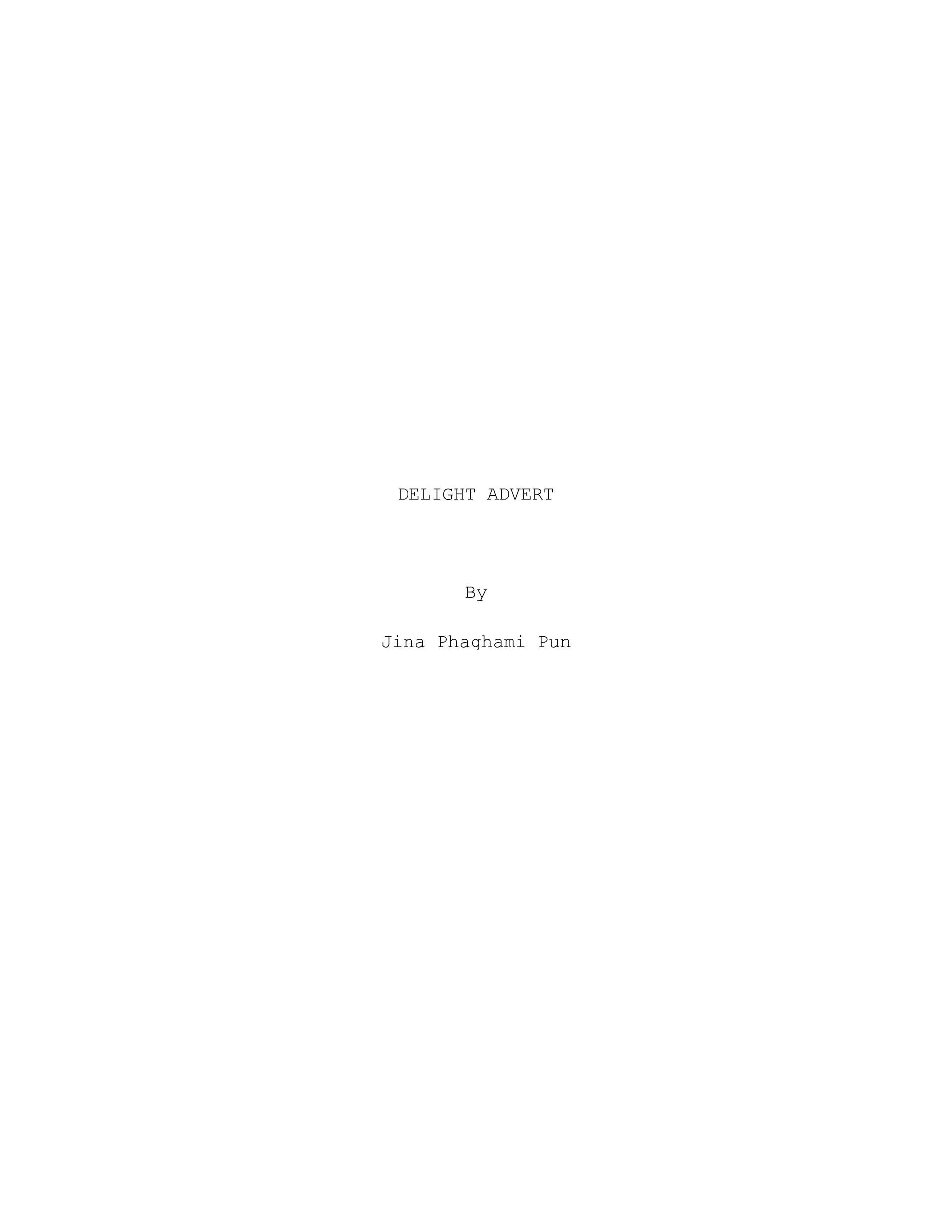 Free Screenplay Template 16