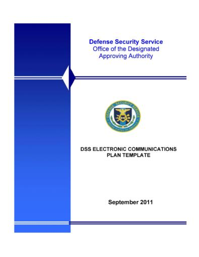 Security Policy Templates
