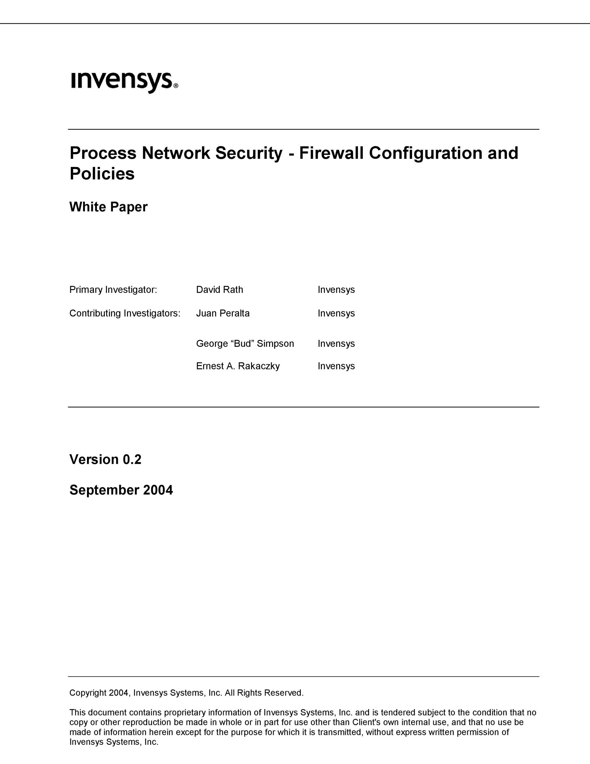 Free Security Policy 15