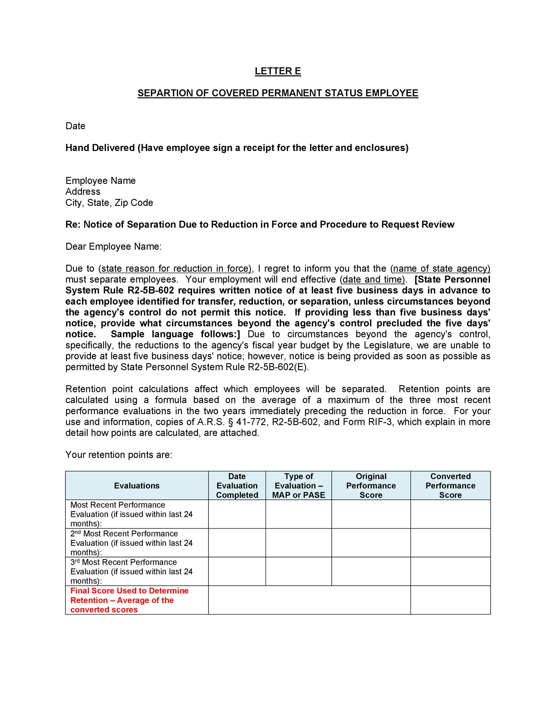 Free Separation Agreement Template 13