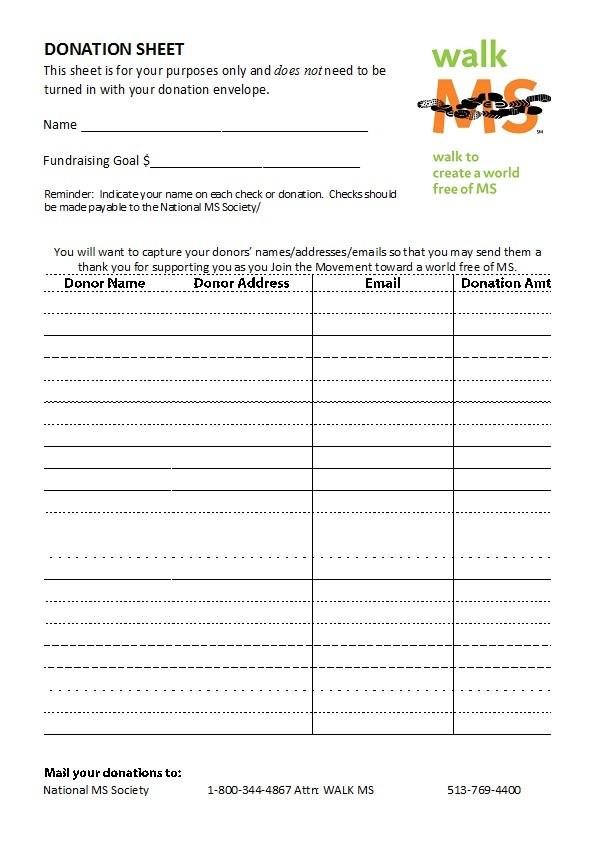 Free donation tracker 23