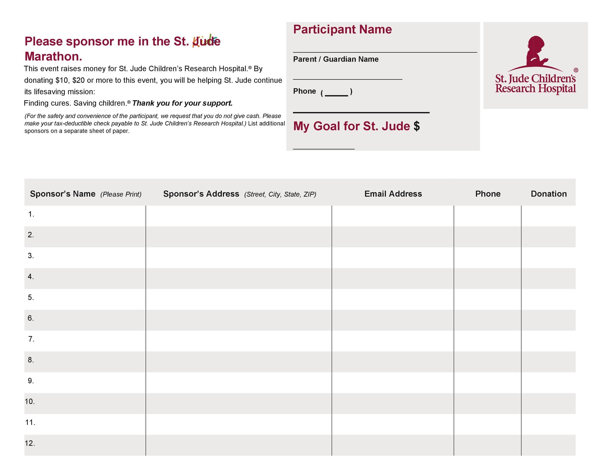 Free donation tracker 32