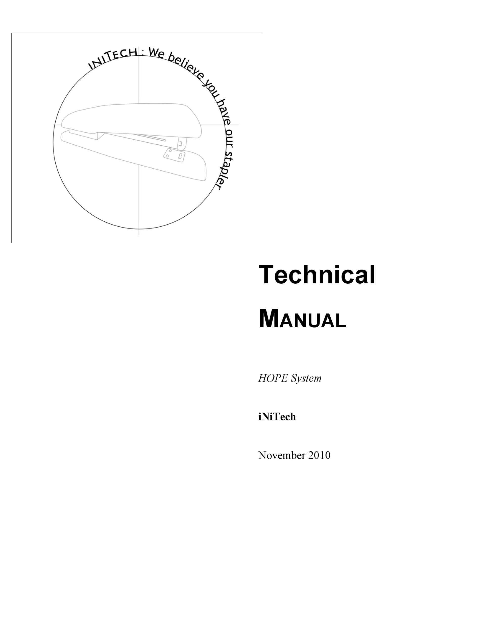 Free instruction manual template 02