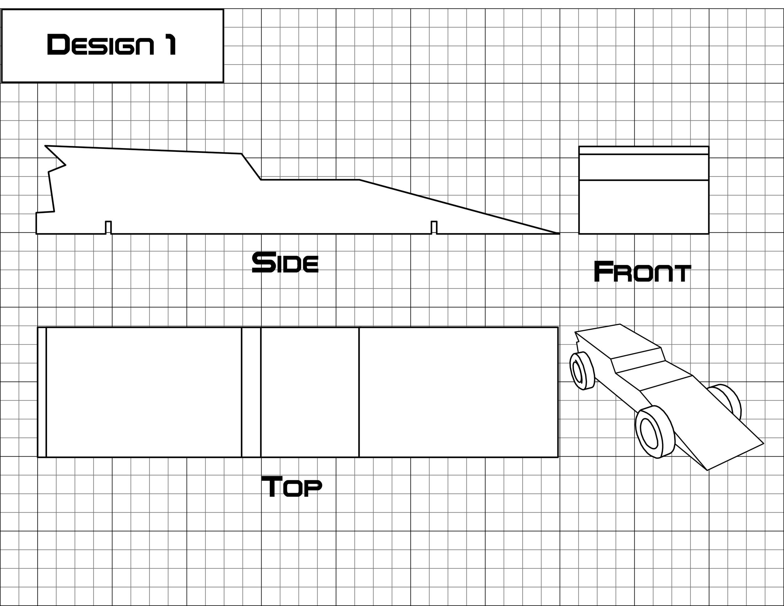Free pinewood derby templates 10