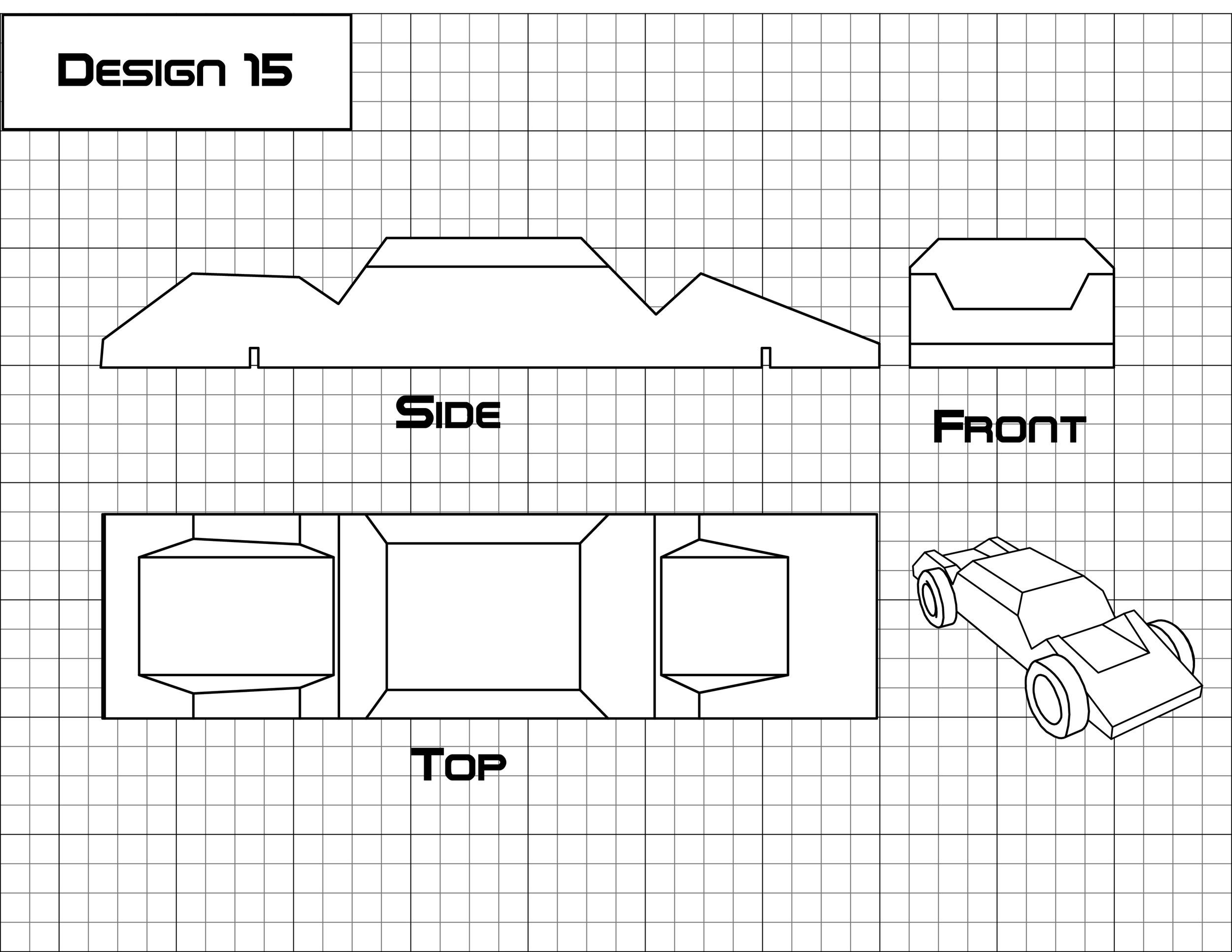 Free pinewood derby templates 39