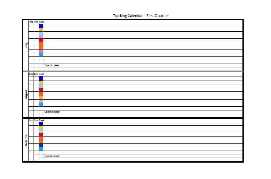 Free bill pay checklist template 10