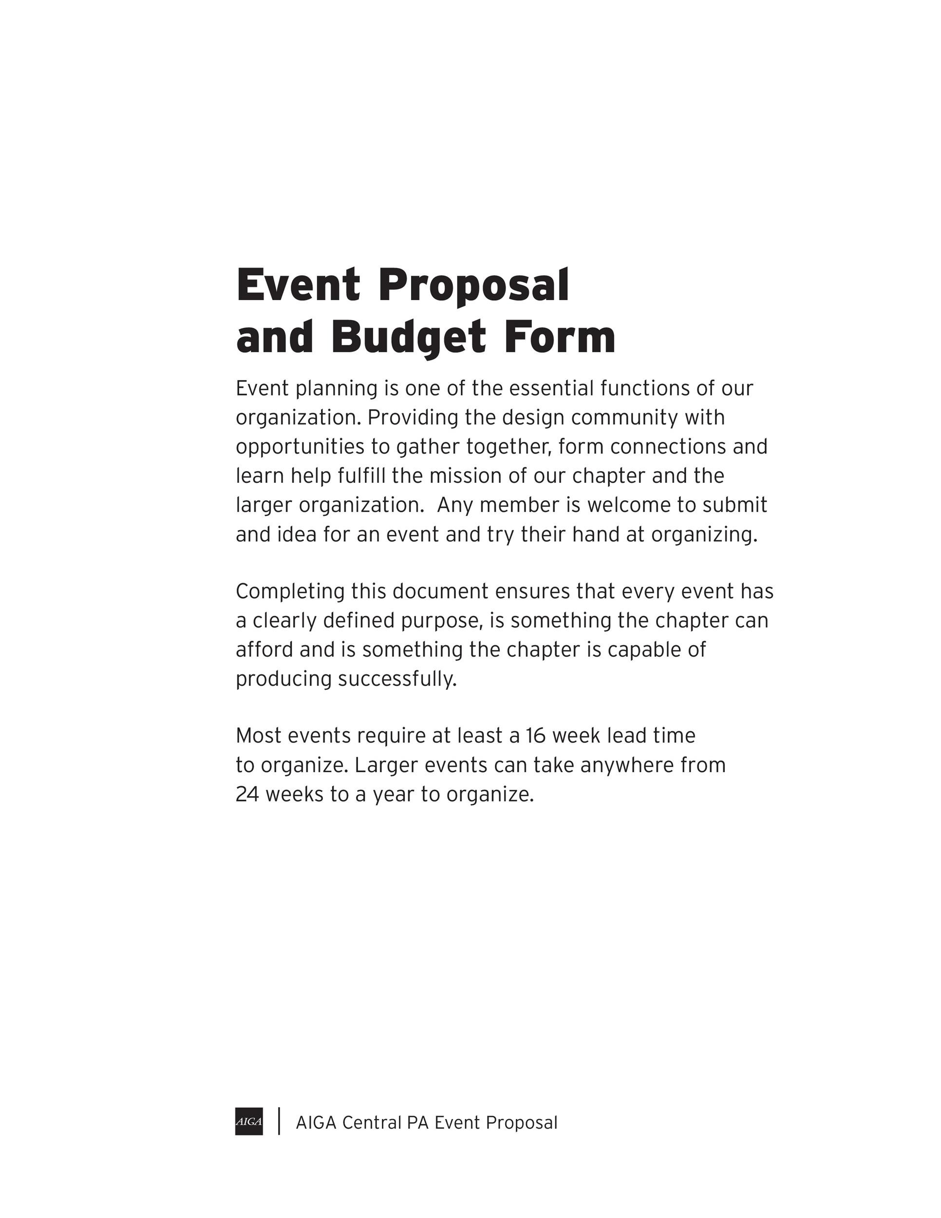 Free event proposal template 08