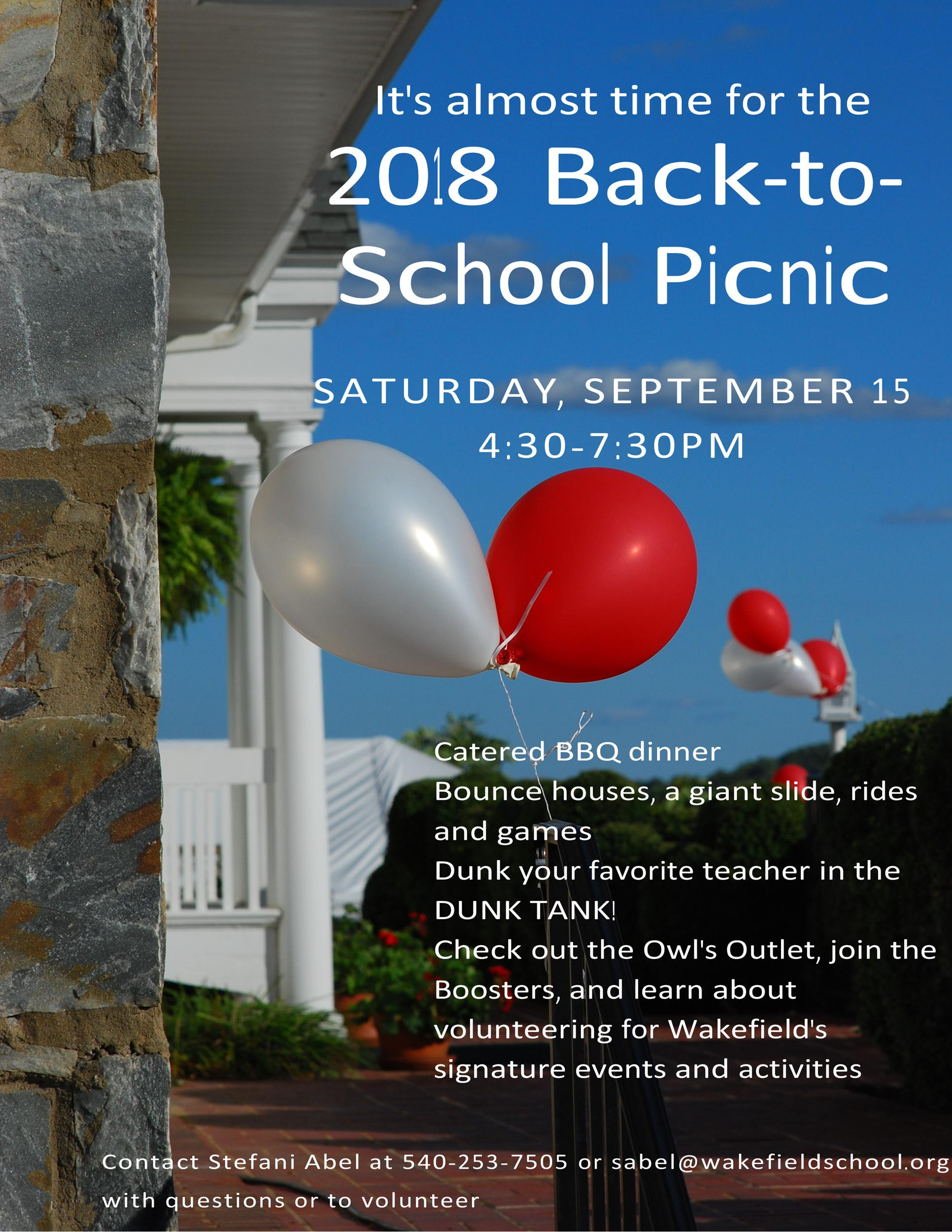 Free picnic flyer template 27