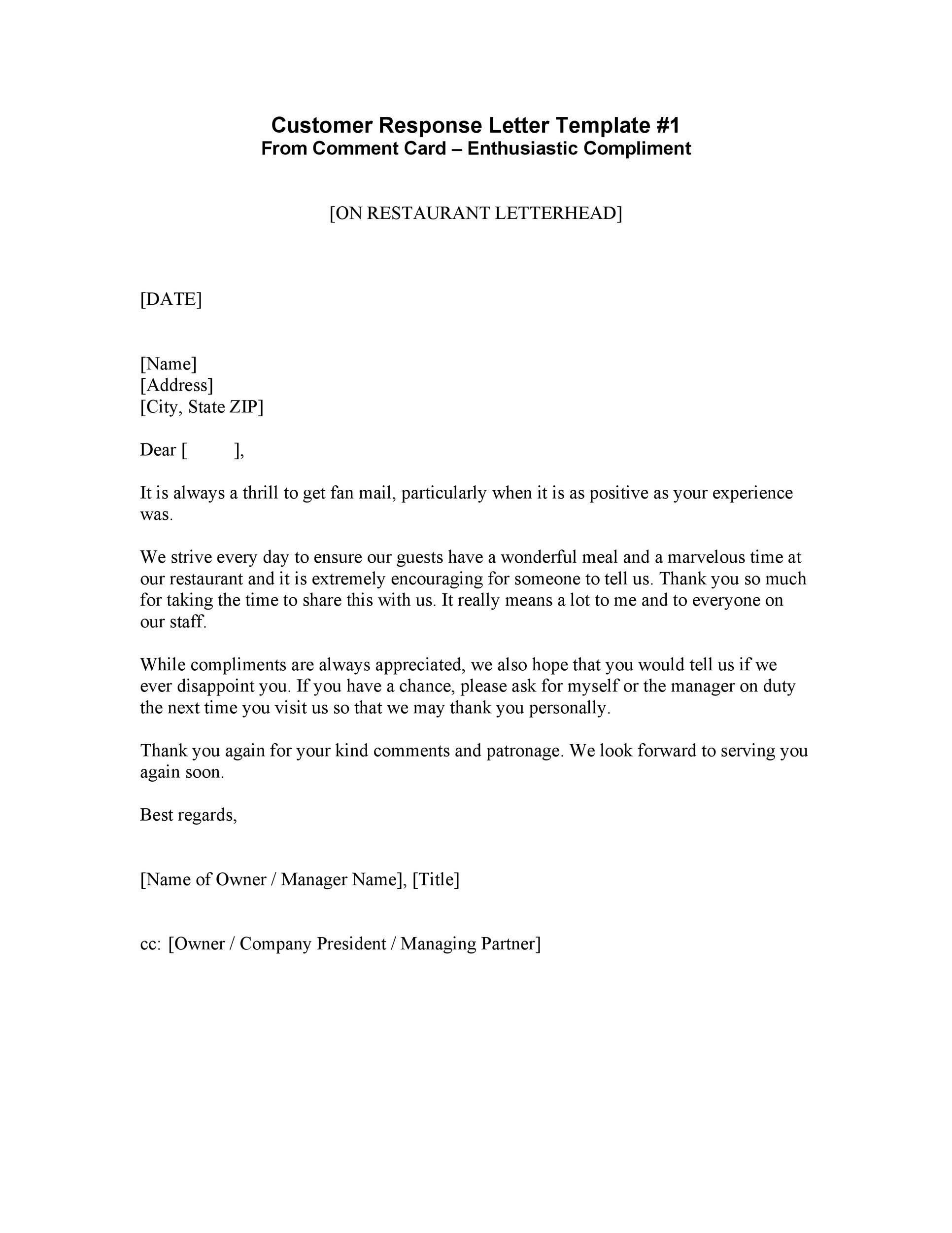 48 Useful Apology Letter Templates (& Sorry Letter Samples)