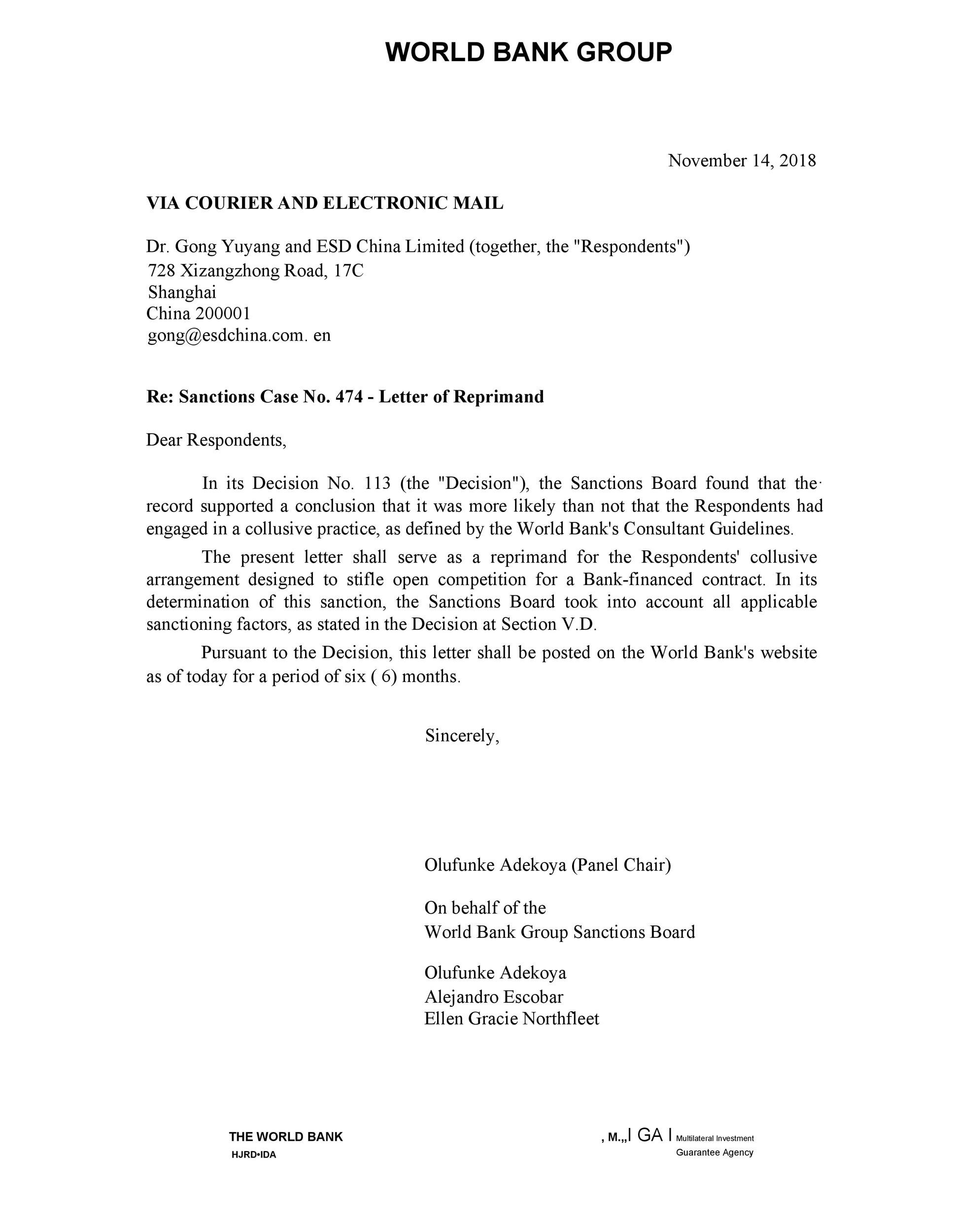 Sample Letter Of Insubordination from templatelab.com
