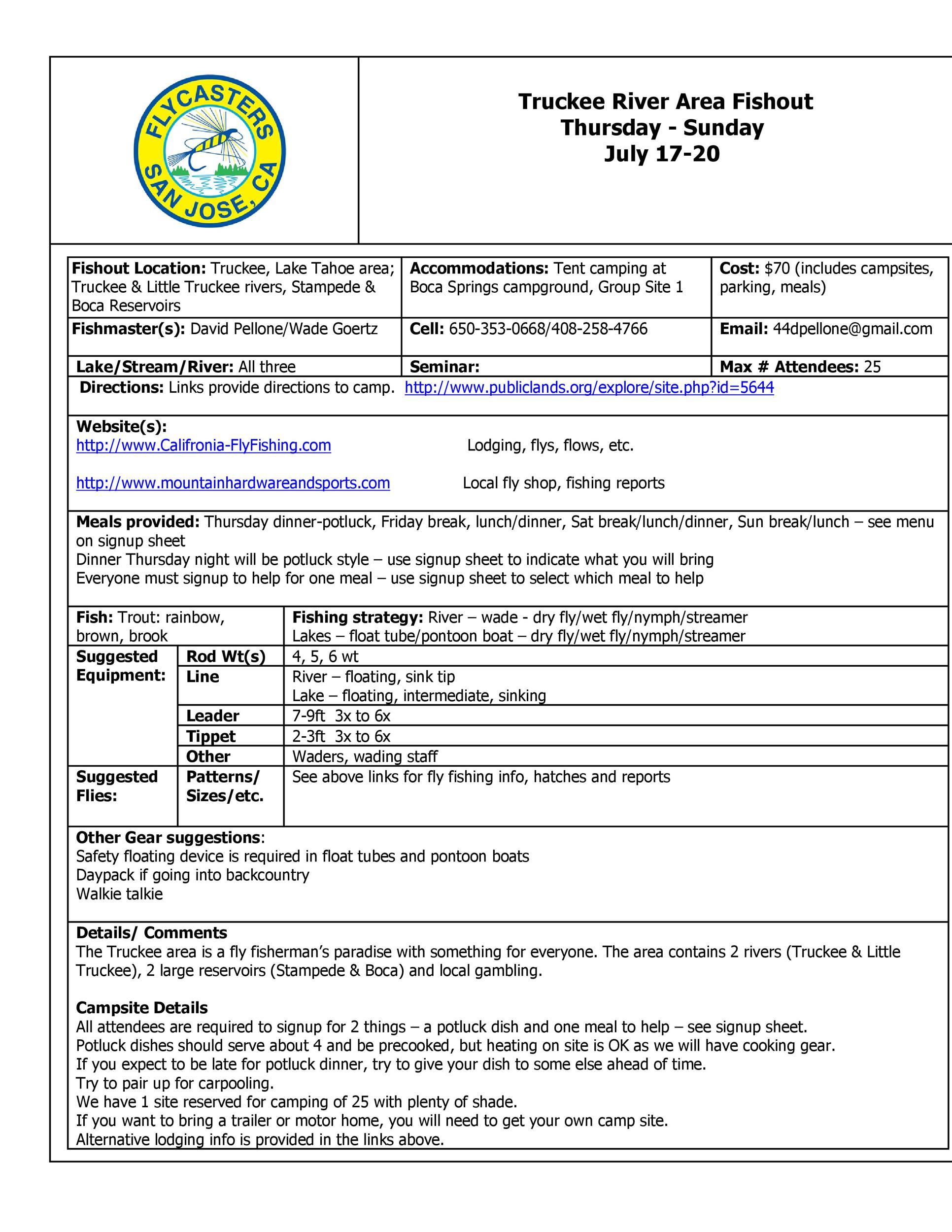 Free potluck sign up sheet 14
