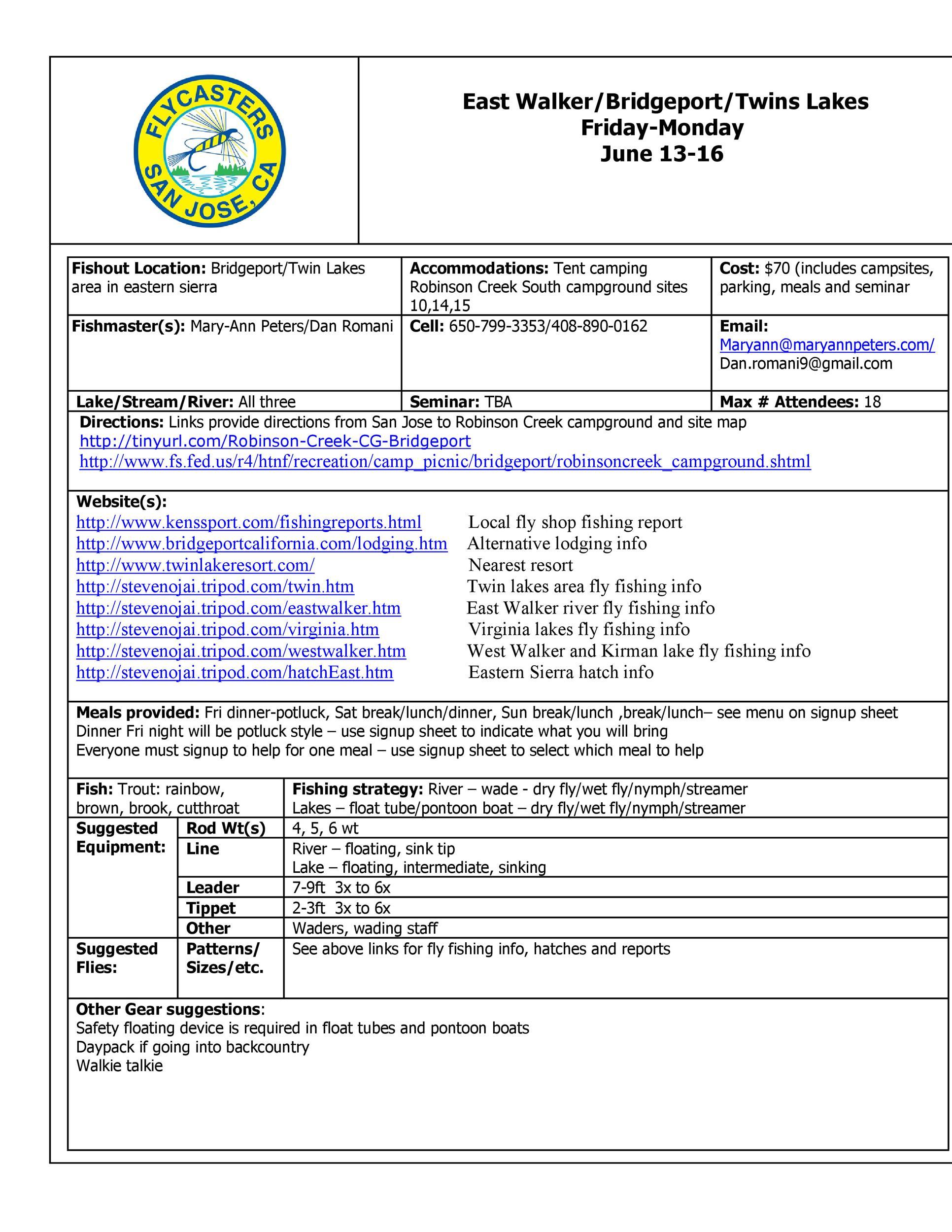 Free potluck sign up sheet 19