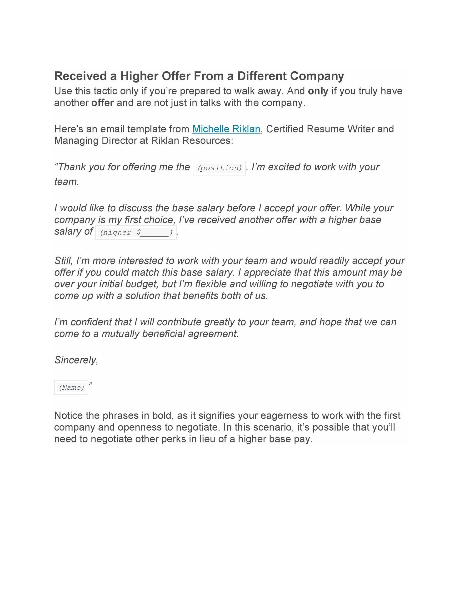 Free salary requirements cover letter 31