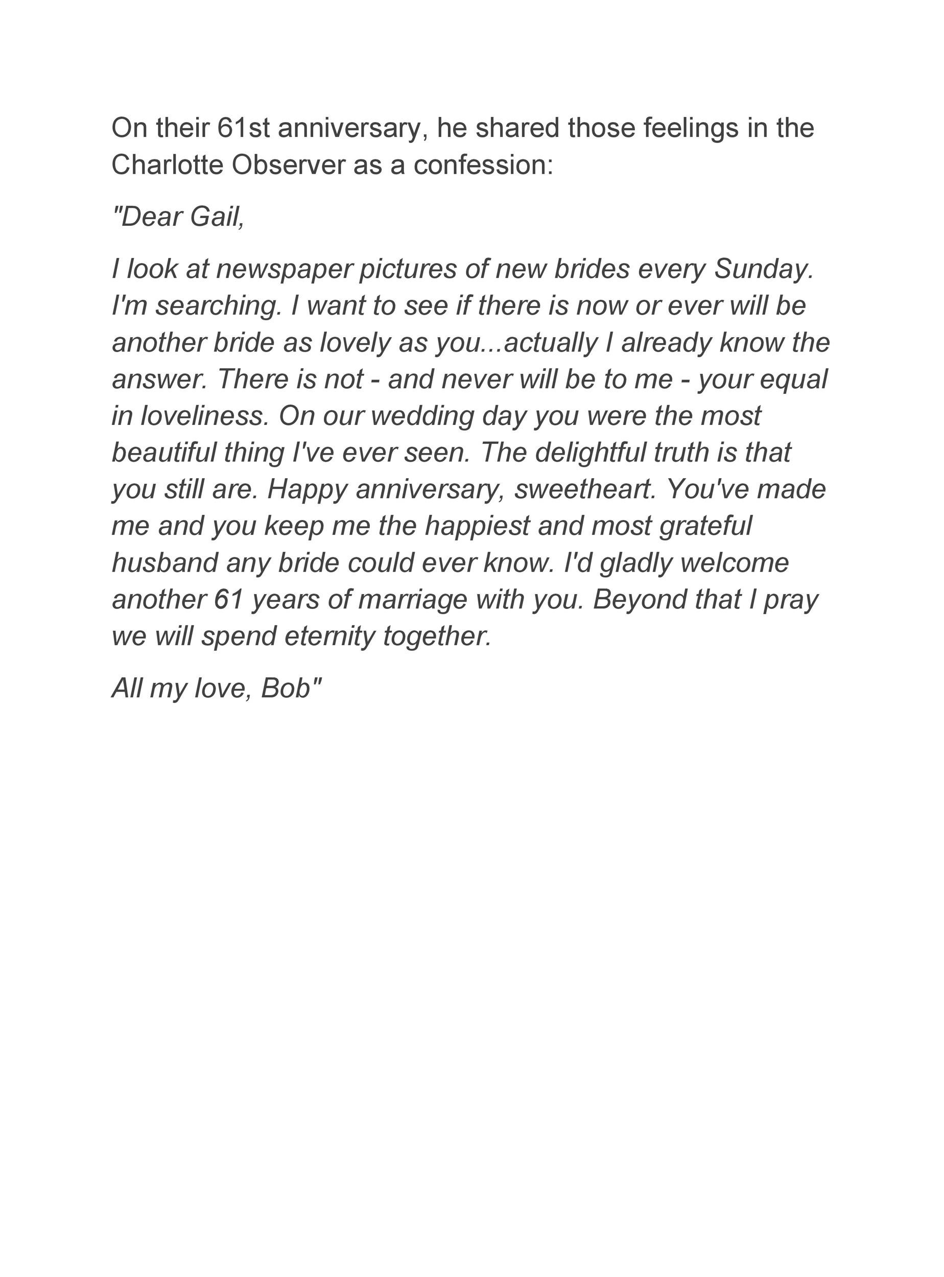 Free anniversary letter 38