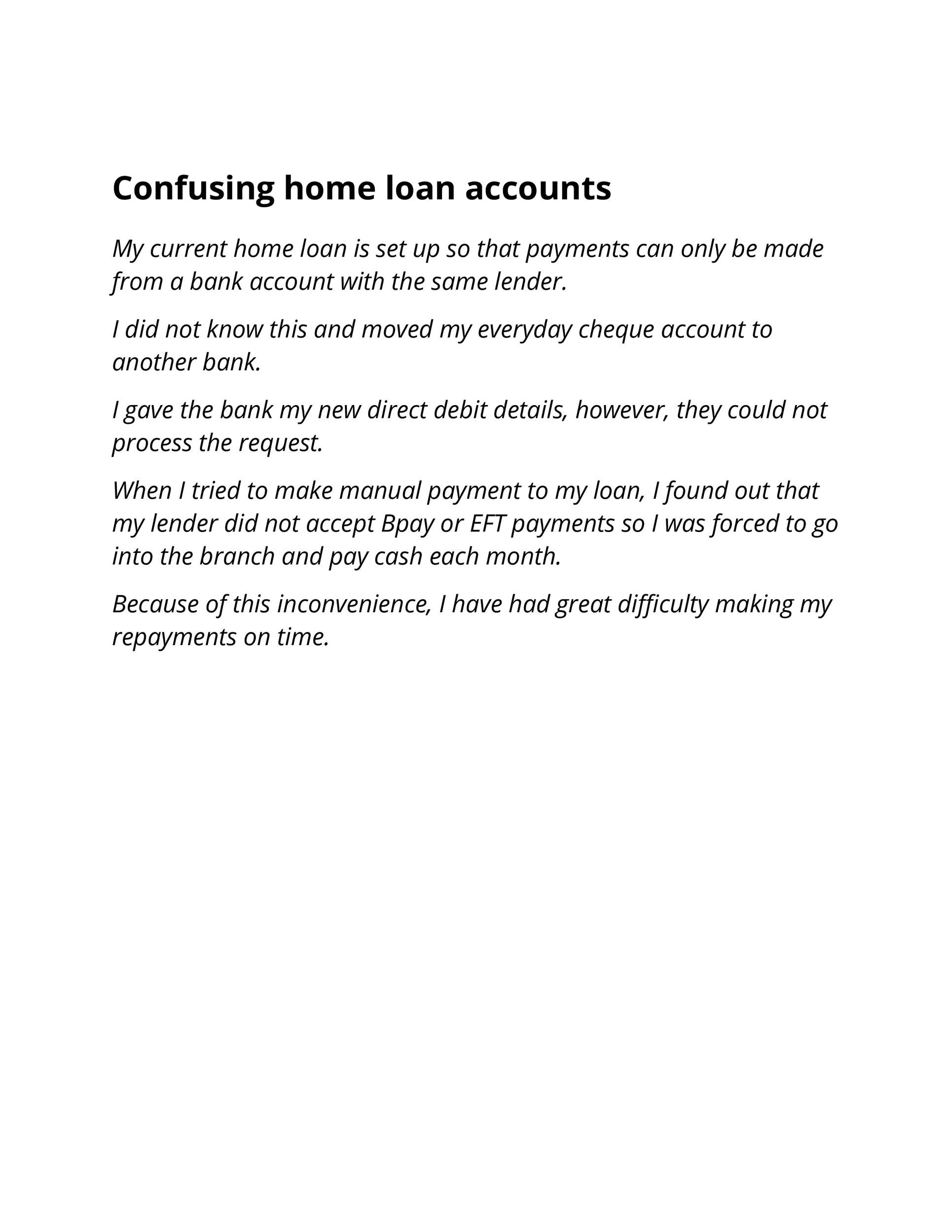 Sample Letter Of Explanation (Lox) For Refinance Cash Out from templatelab.com