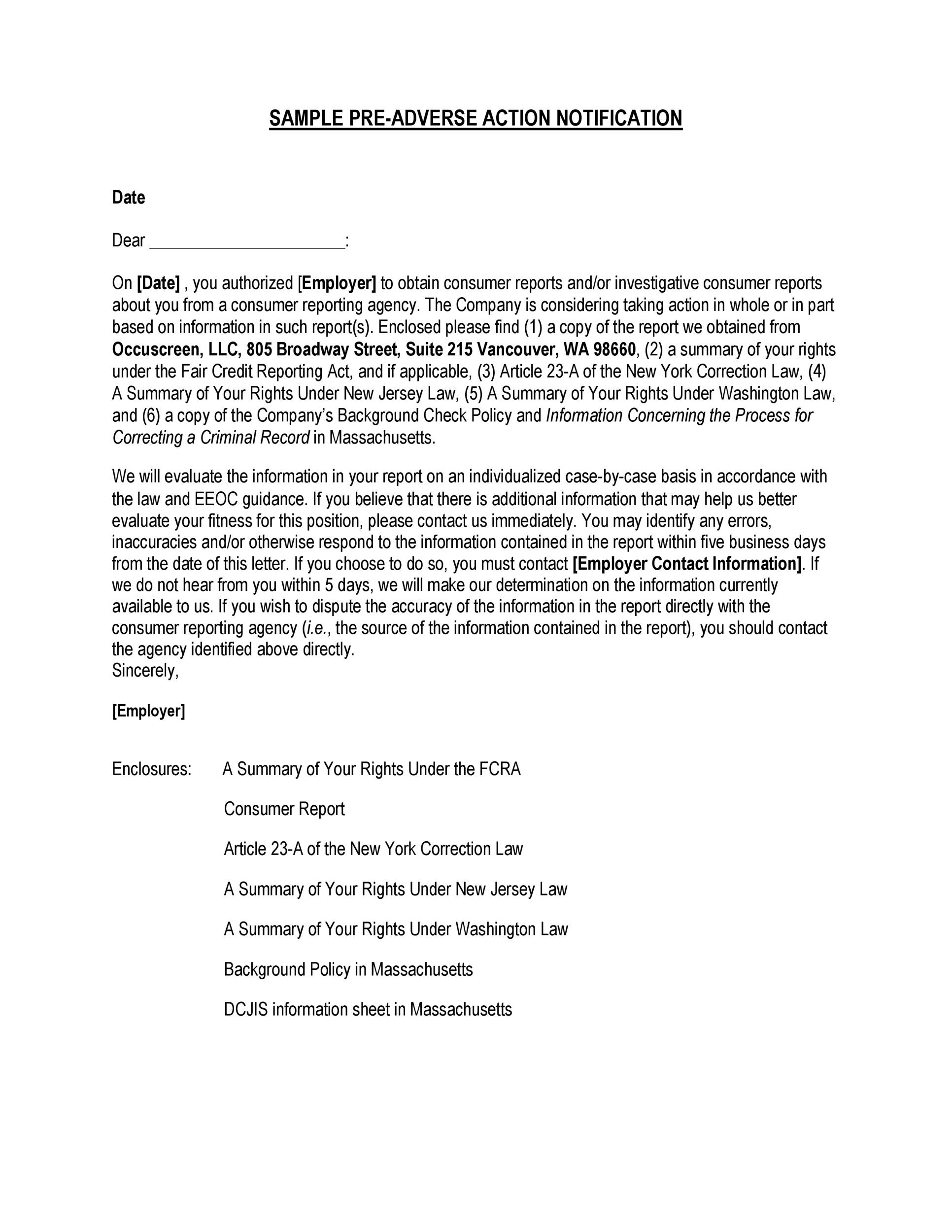 Free adverse action notice 06