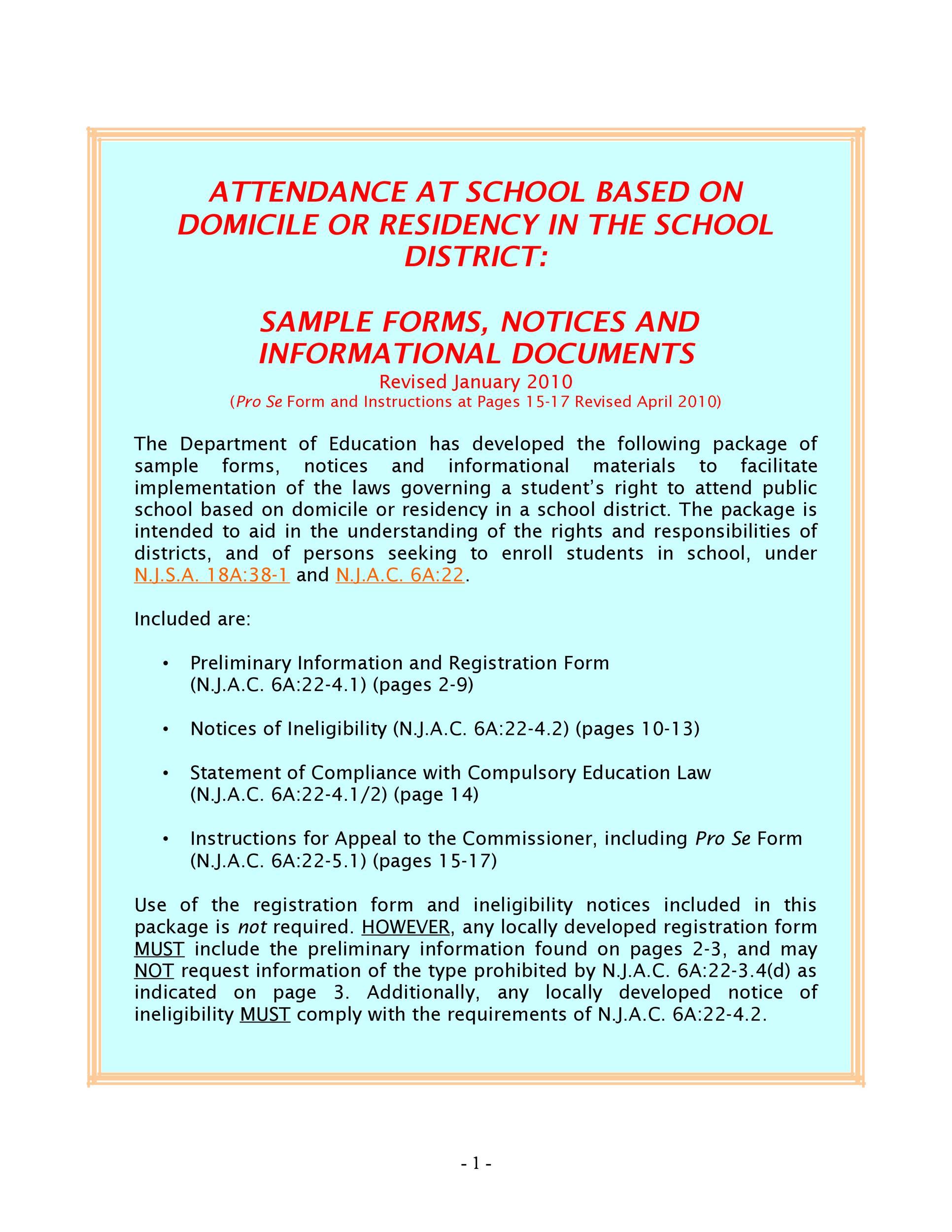 Free affidavit of domicile 31