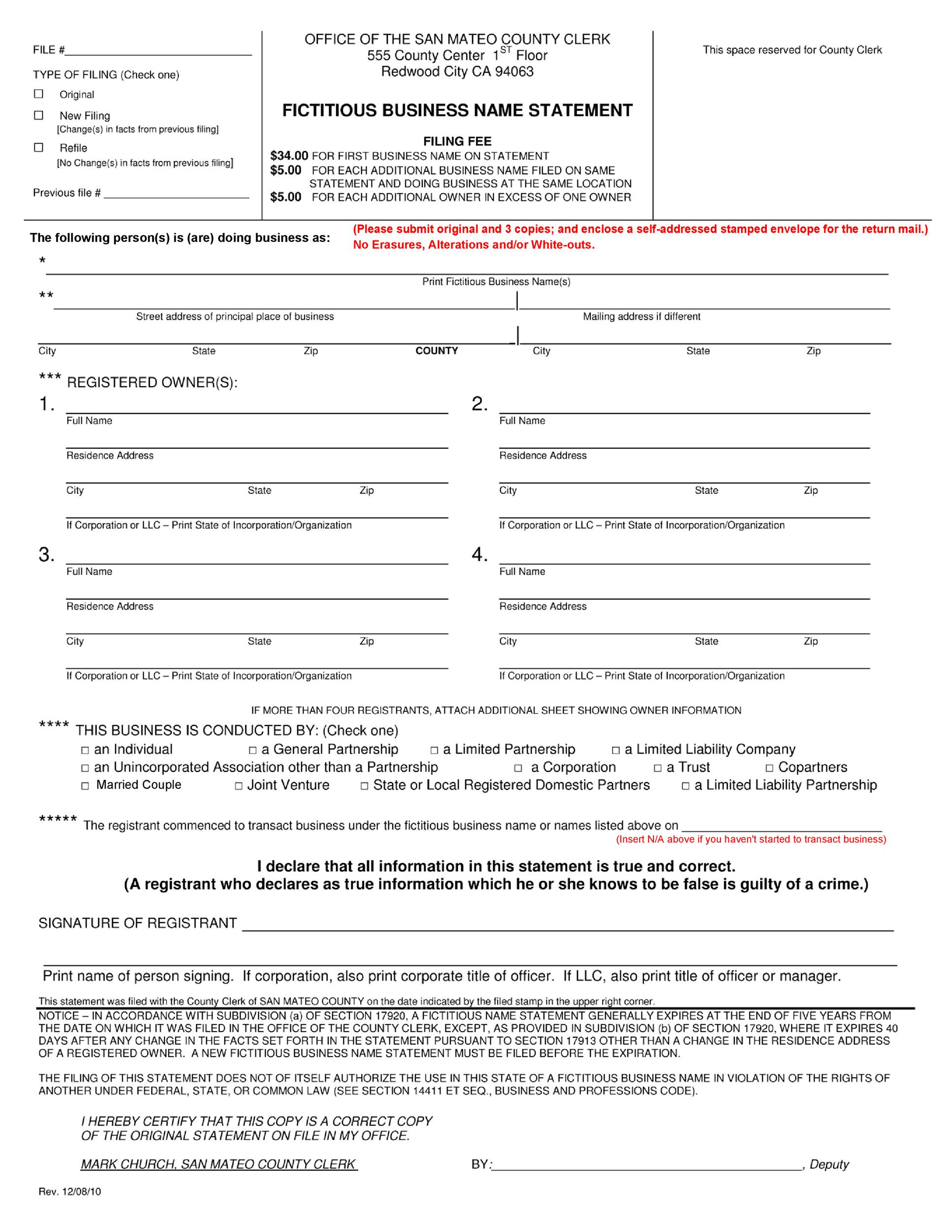 Free affidavit of identity 26
