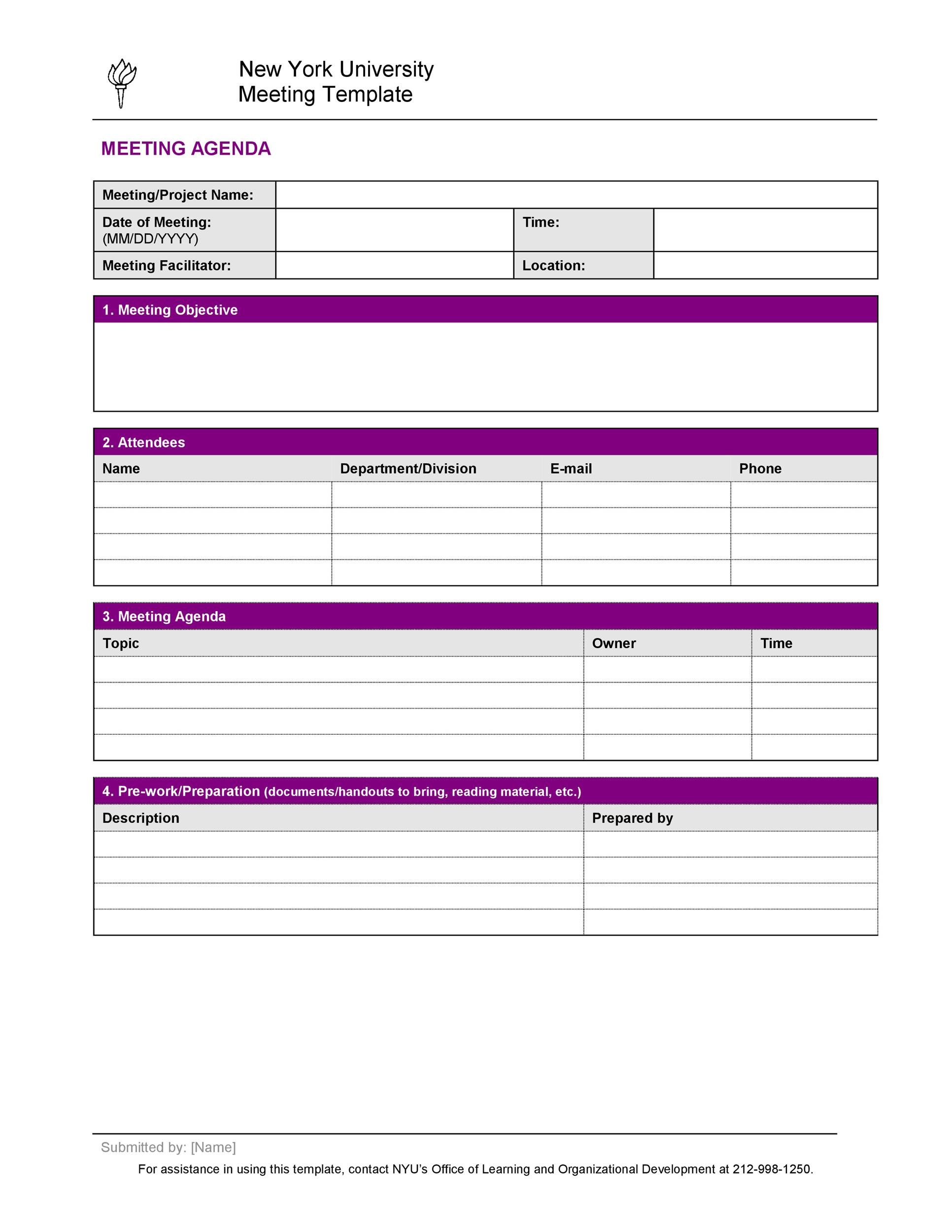 Free corporate minutes 23