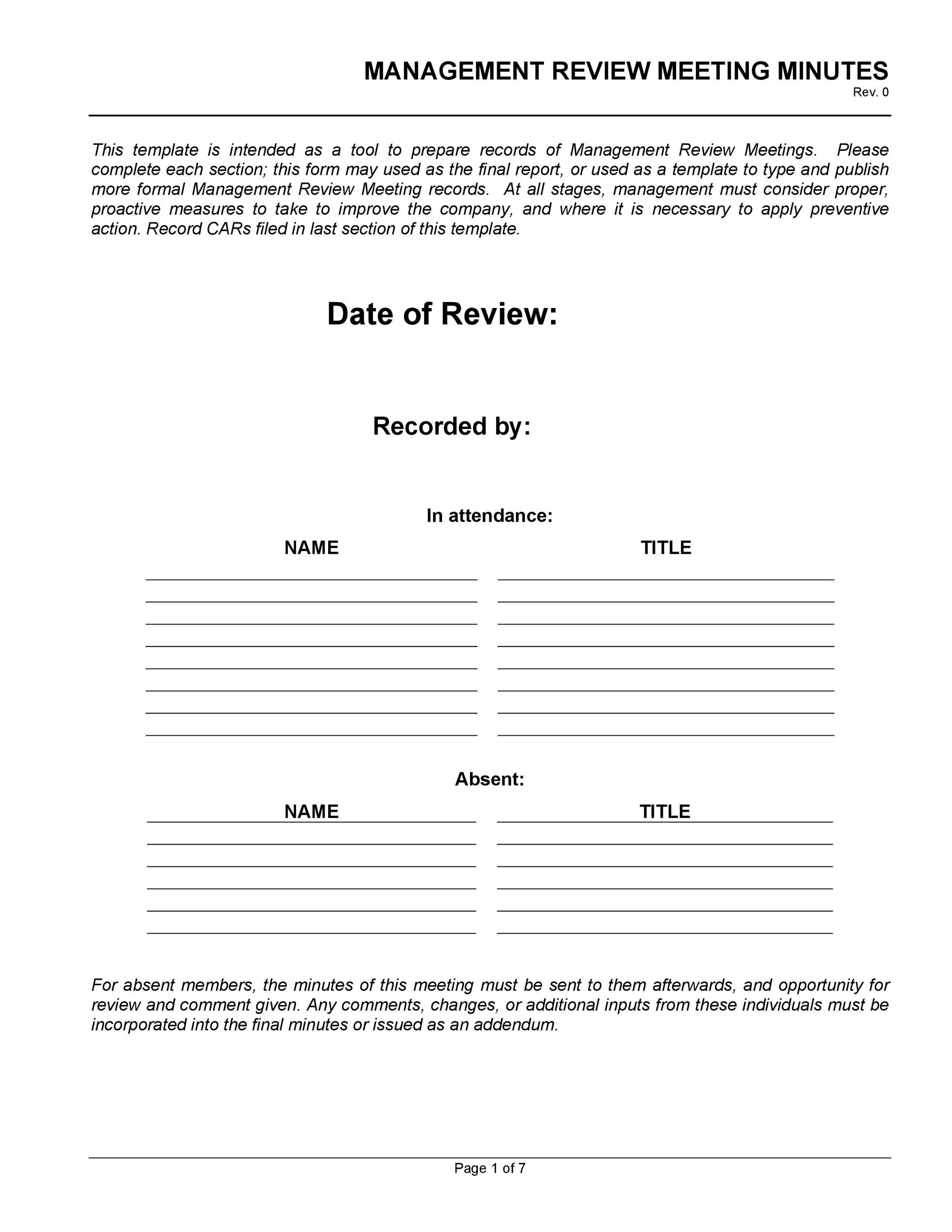 designated eld minutes california Within Corporate Minutes Template Word