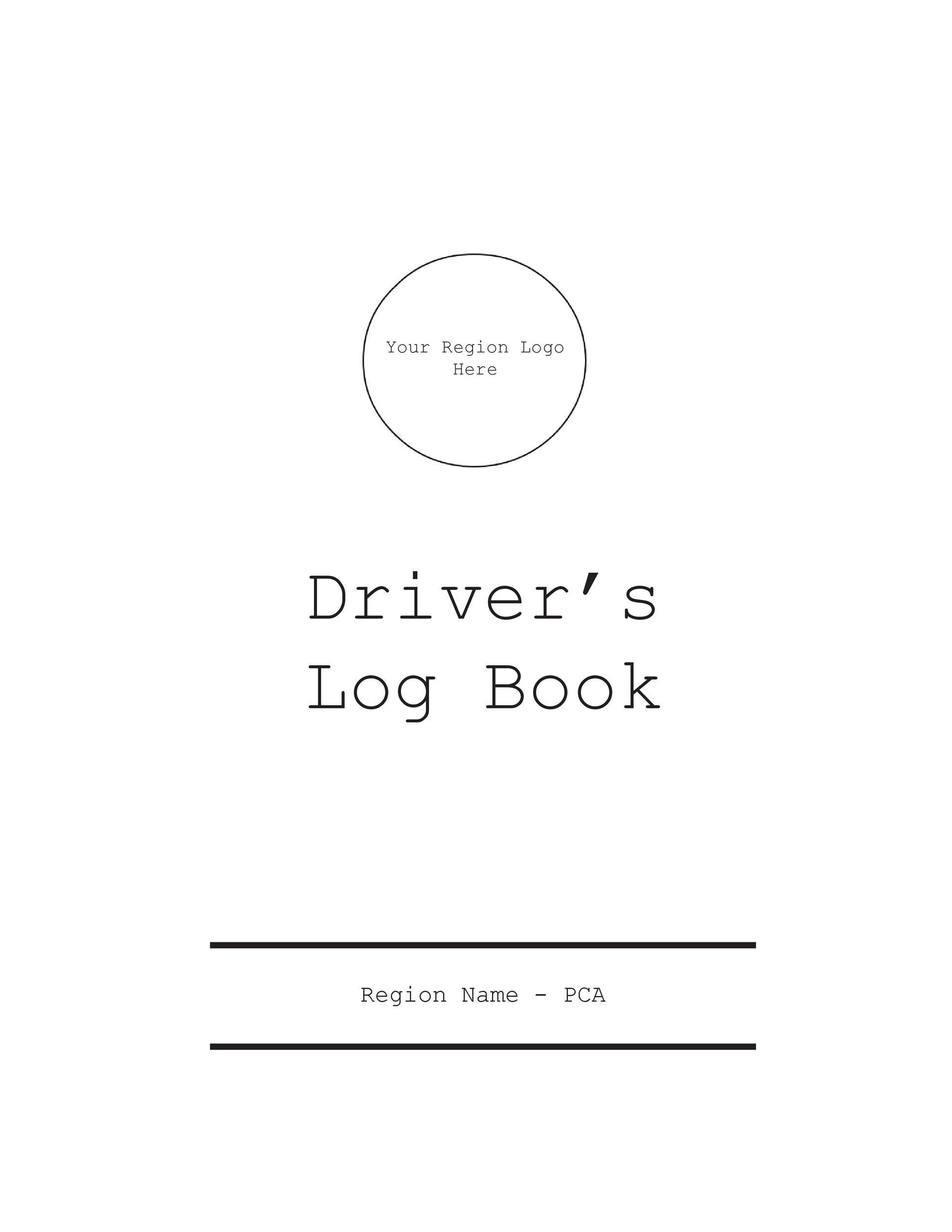 Free drivers daily log 50