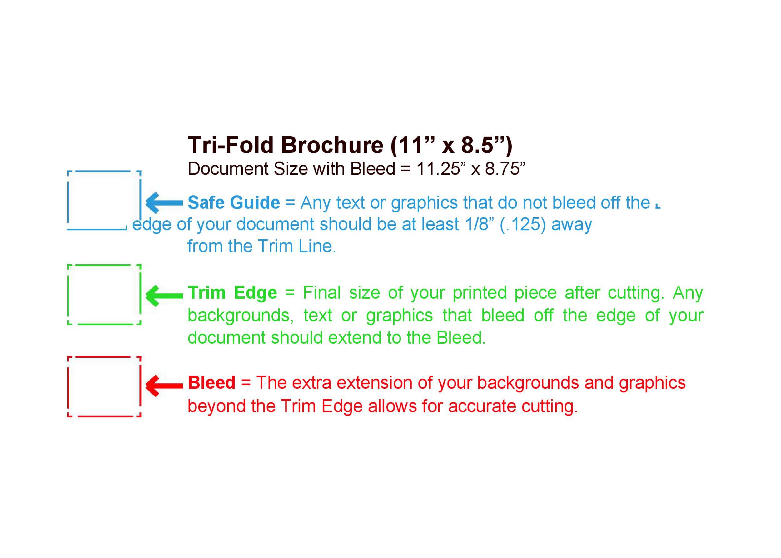 40 FREE Pamphlet Templates [Word / Google Docs] ᐅ TemplateLab