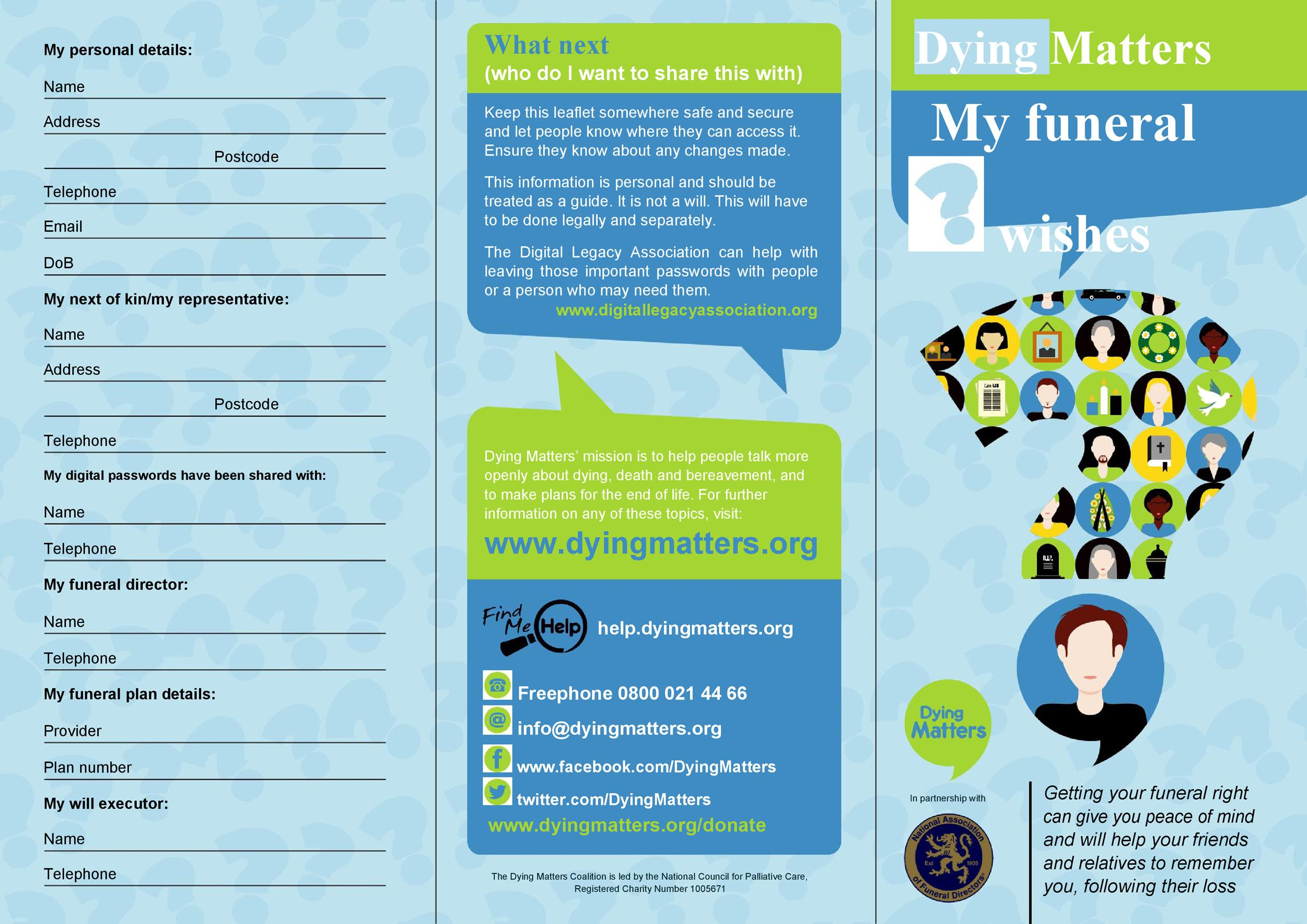 Free pamphlet template 23