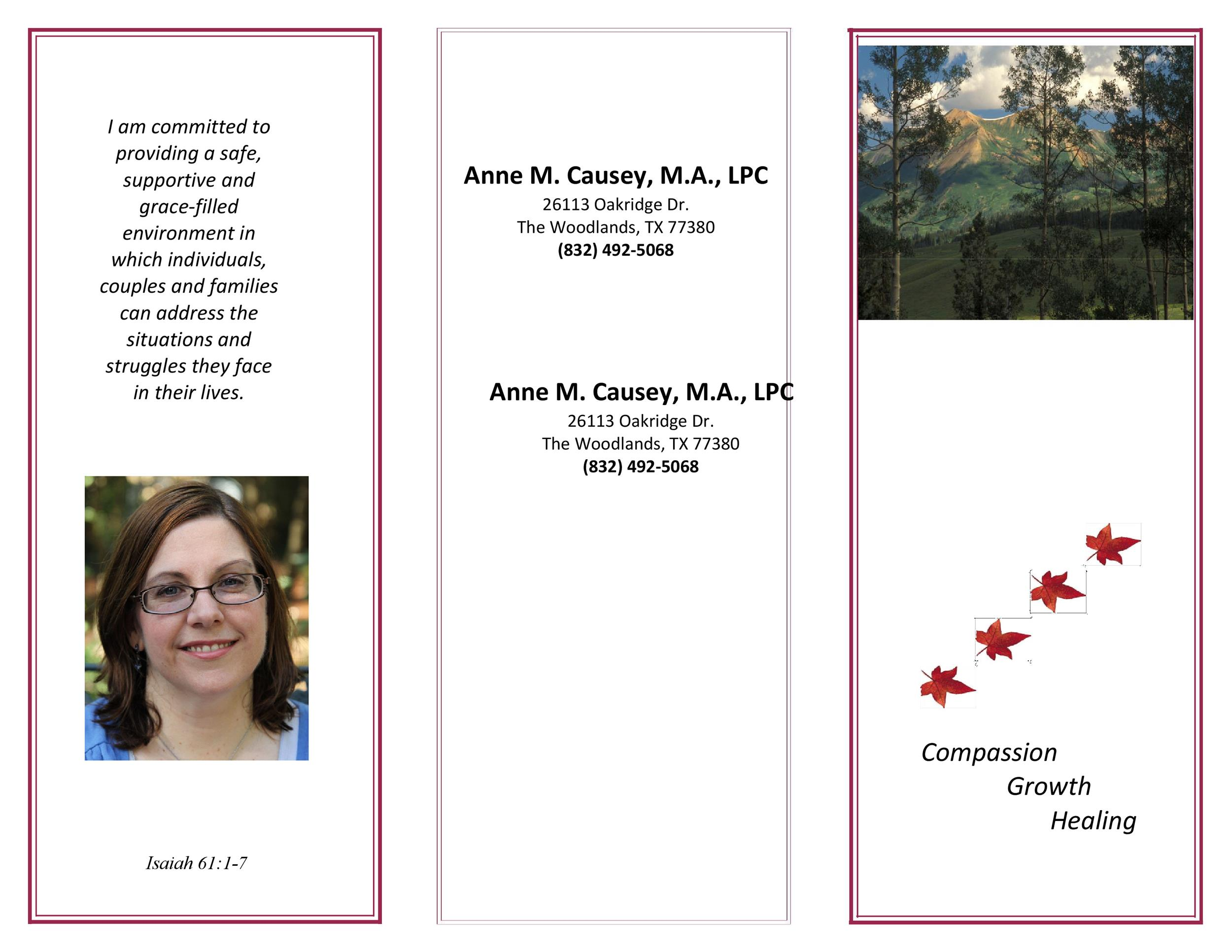 Free pamphlet template 38