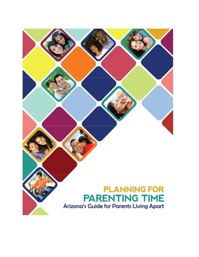 Free parenting plan template 26