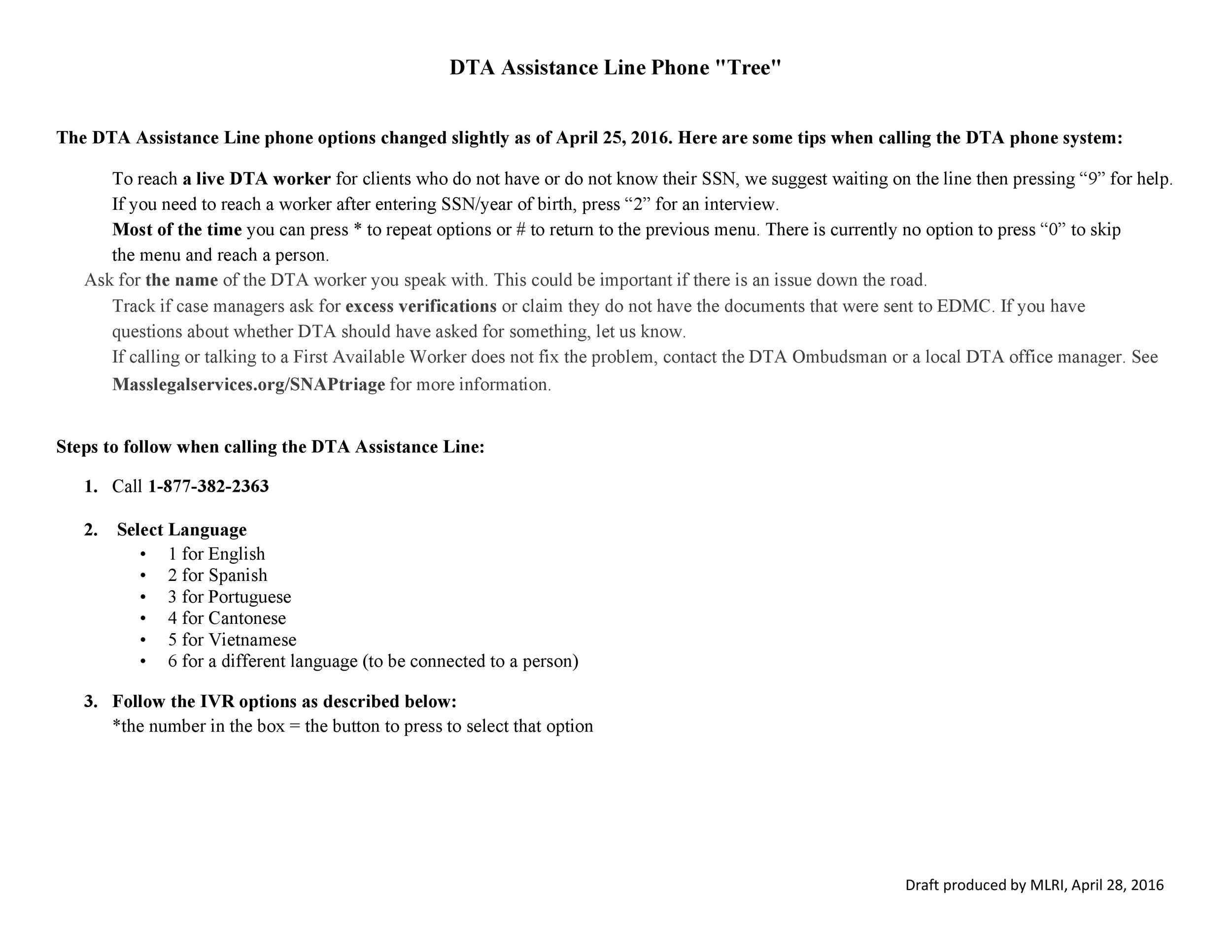 Free phone tree template 19
