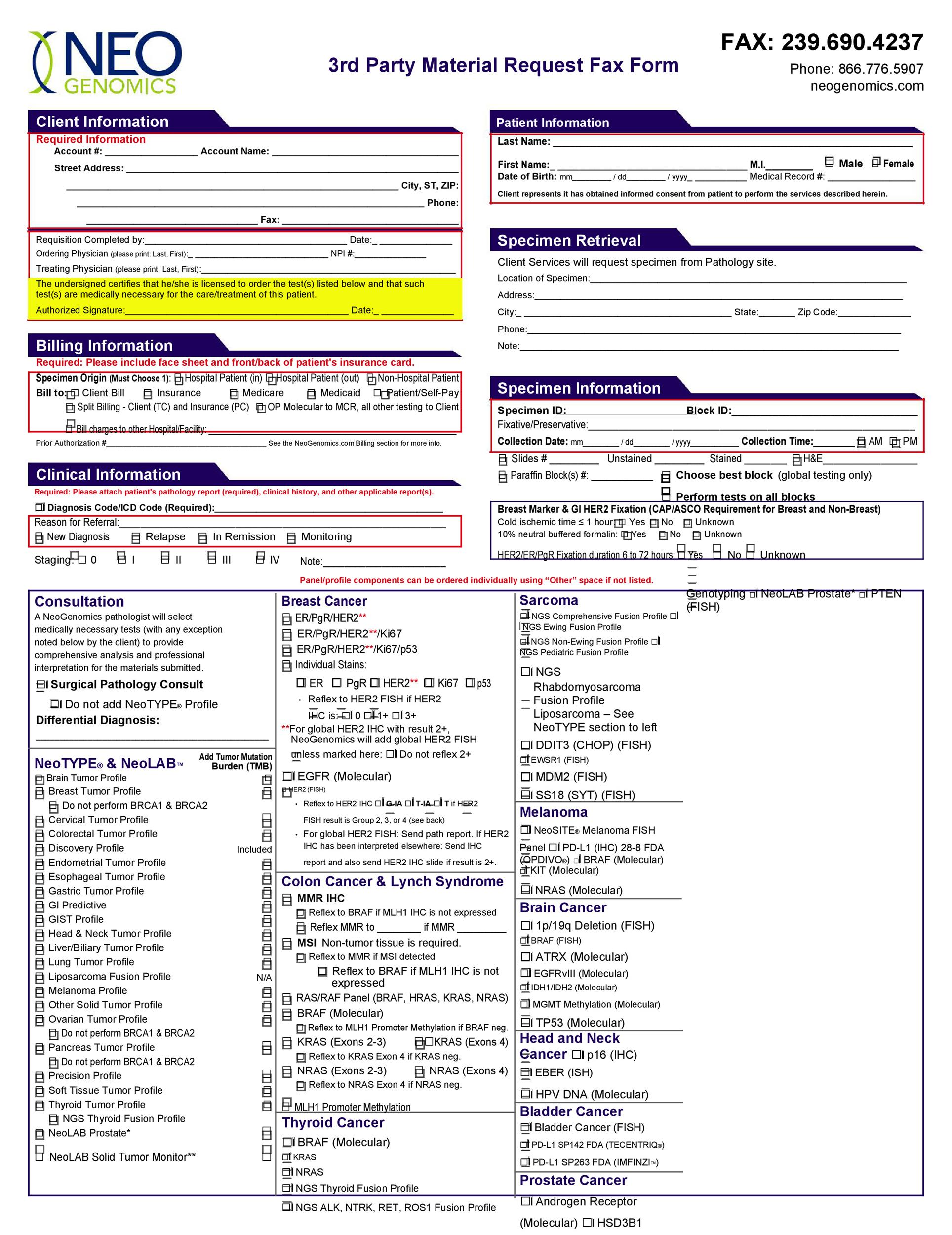 Free requisition form 48