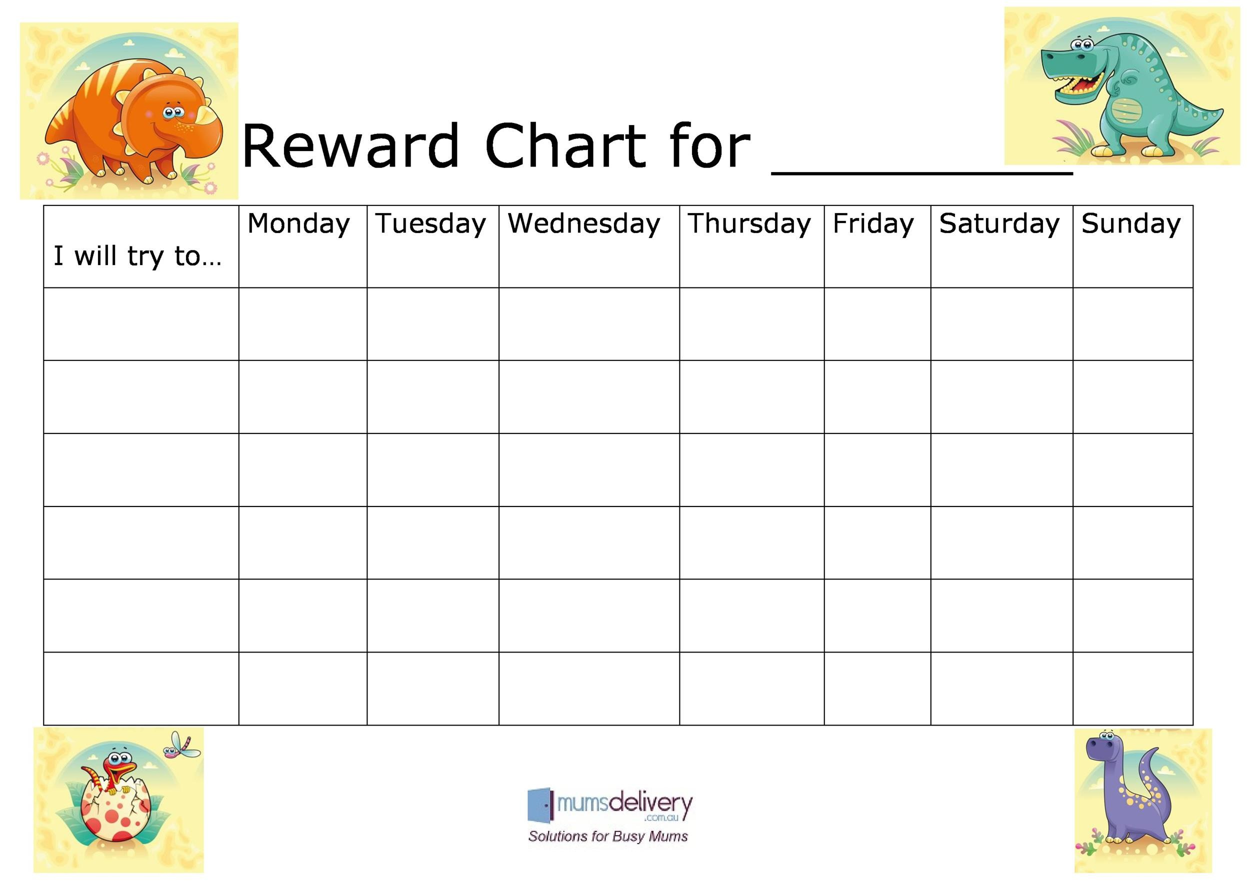 Free reward chart 05