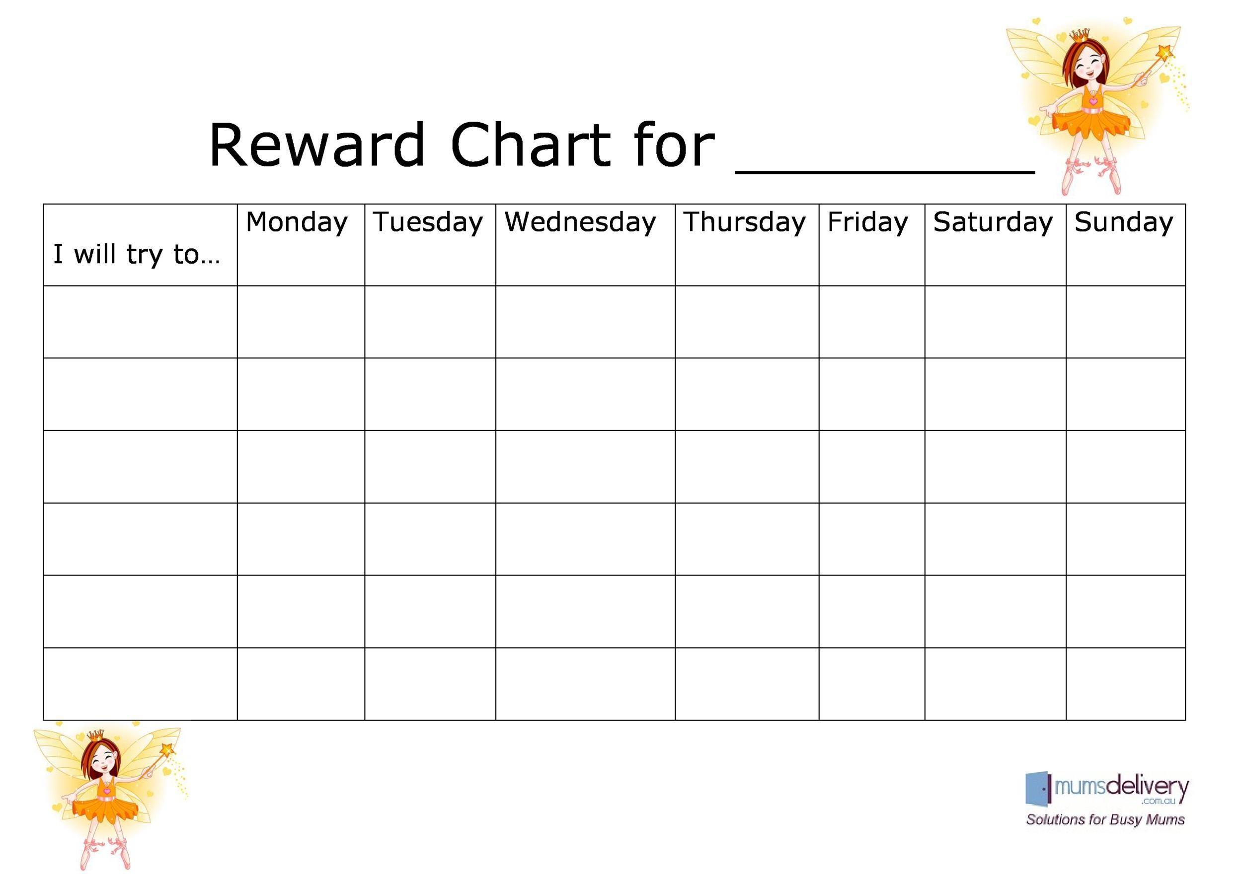 Free reward chart 06