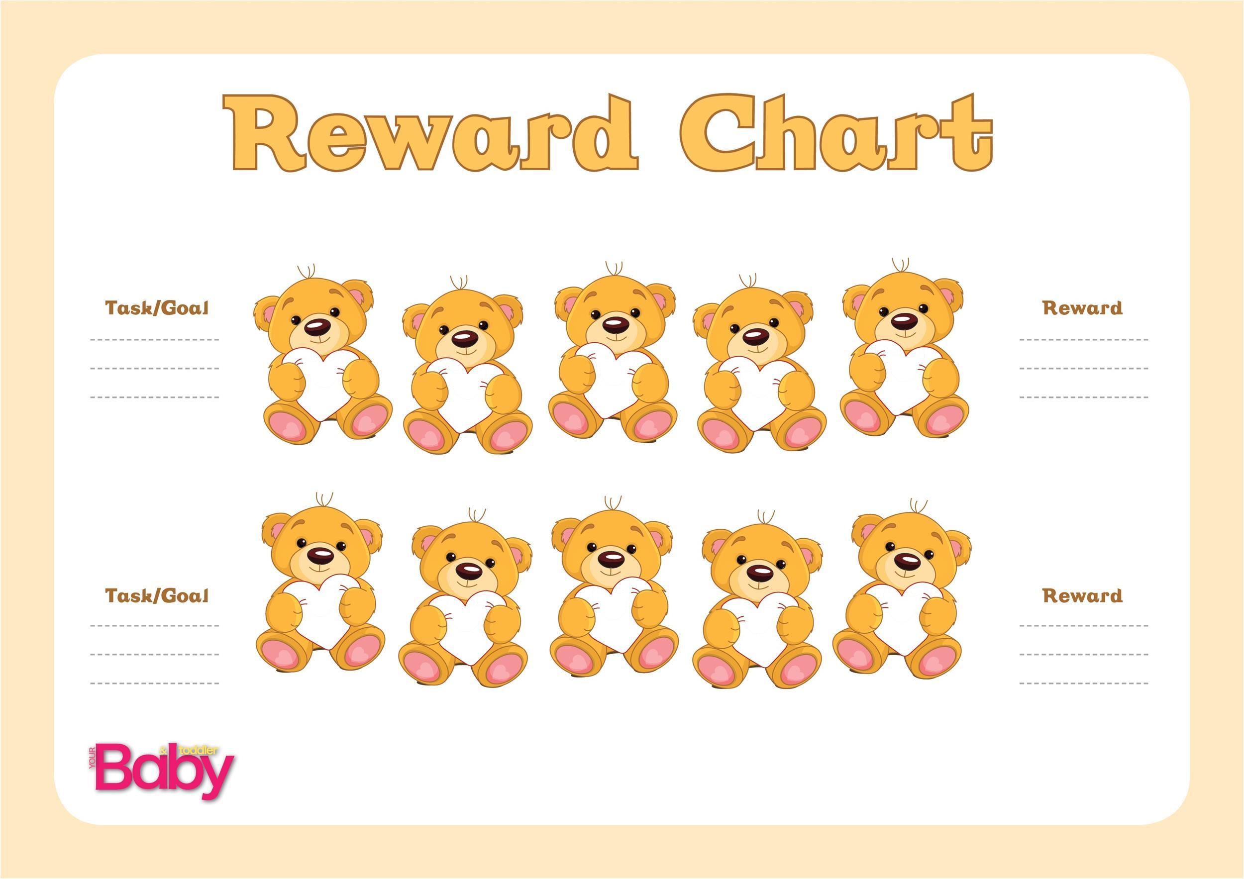 Free reward chart 22