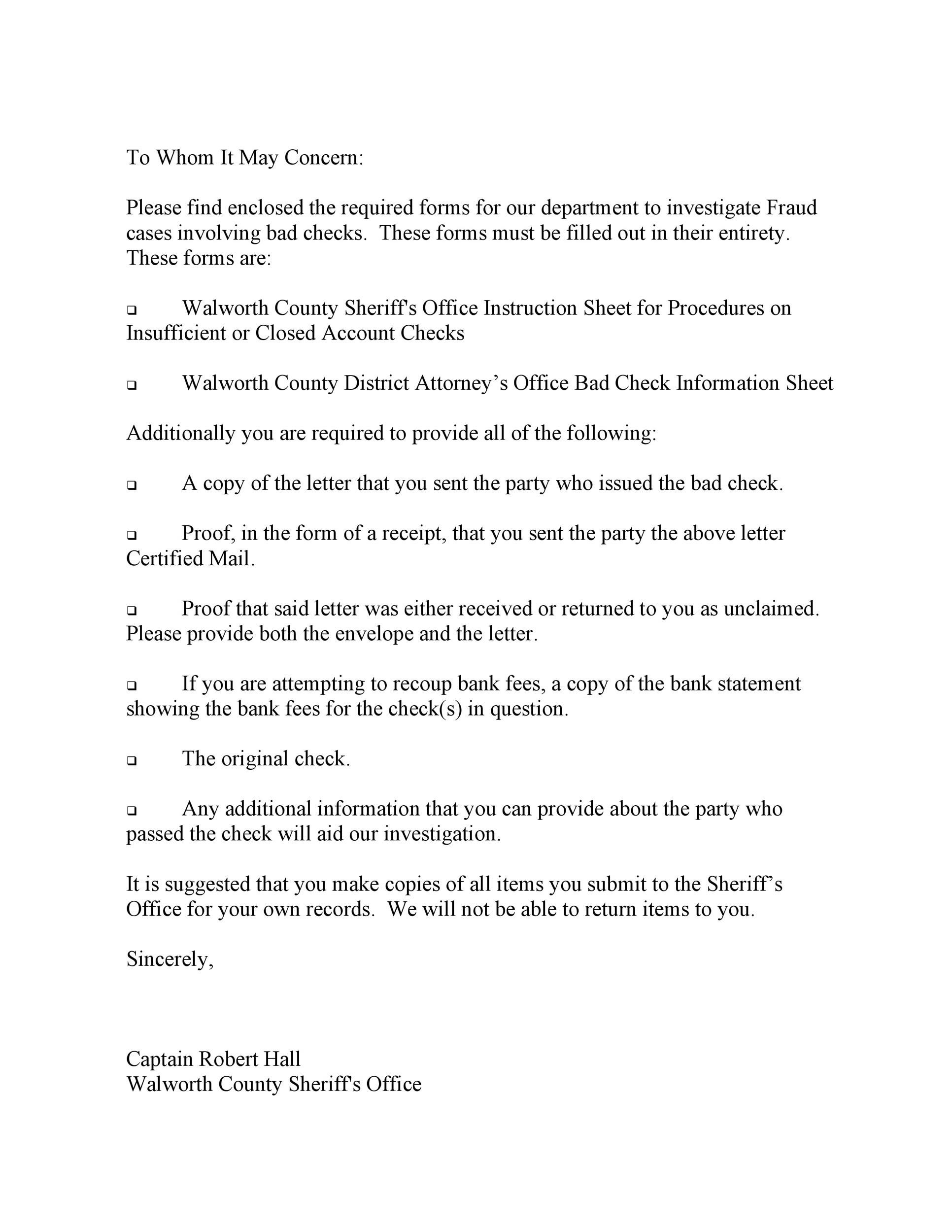 Free to whom it may concern letter 09