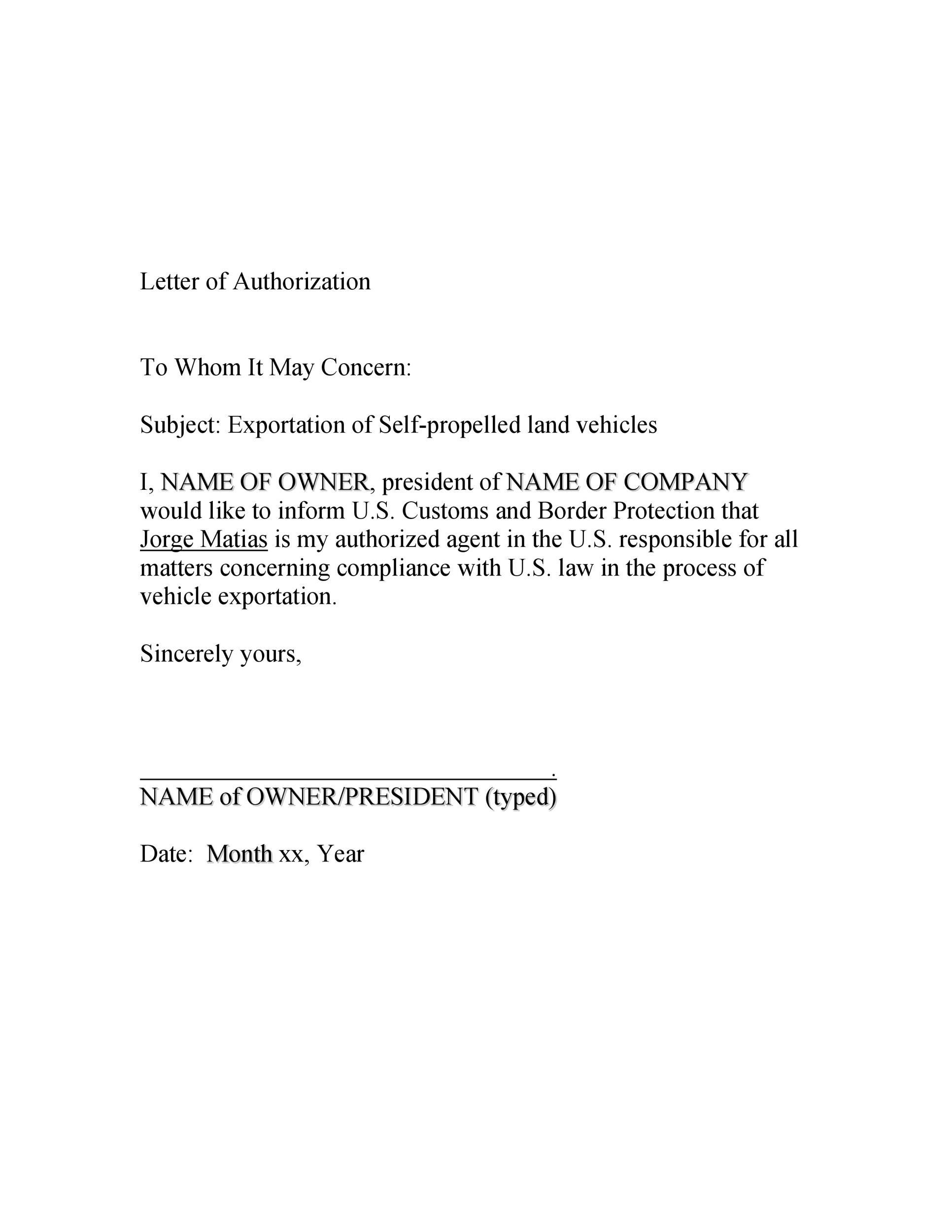 50 to whom it may concern letter  u0026 email templates  u1405