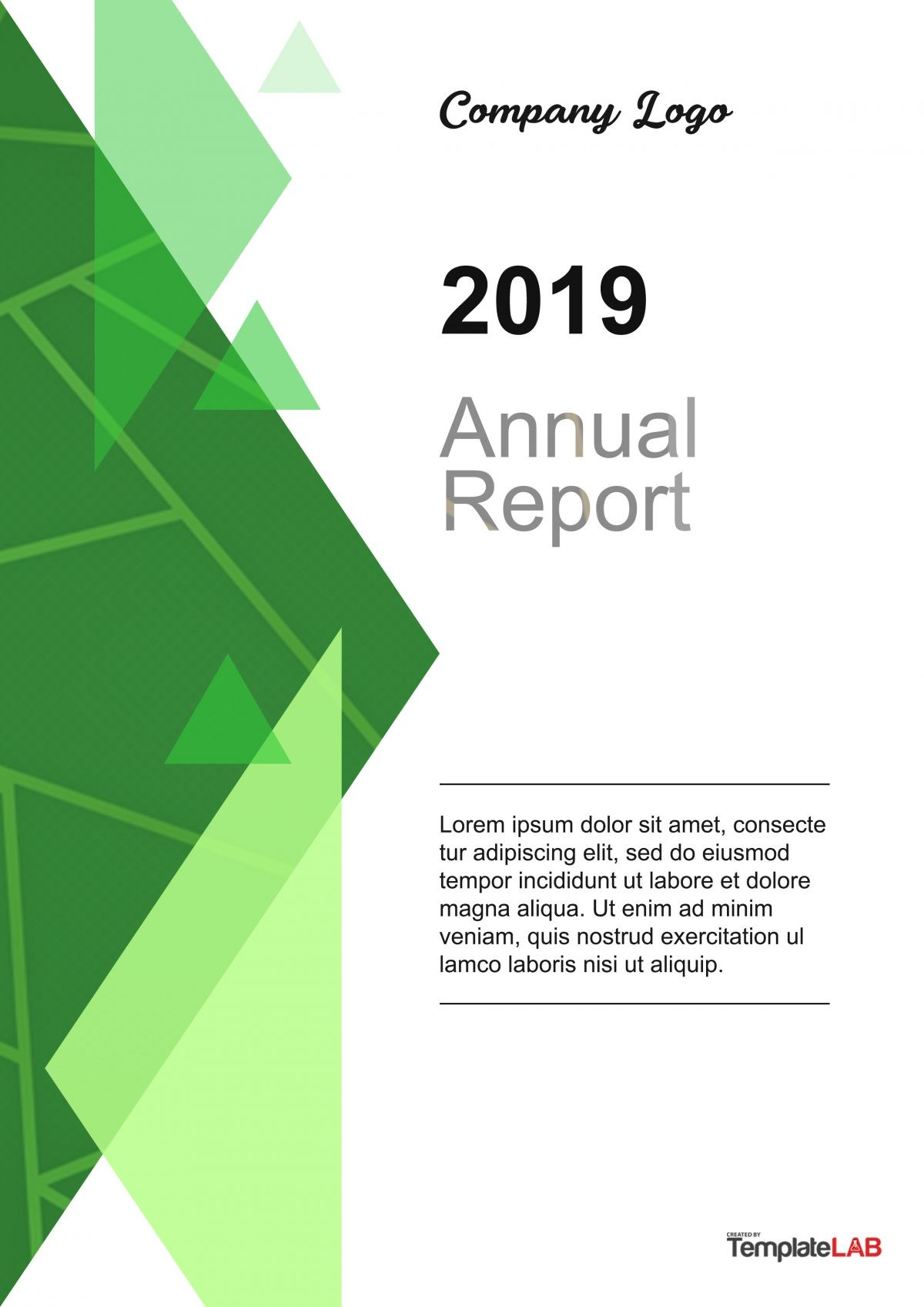 Free Report Cover Page 1 - TemplateLab