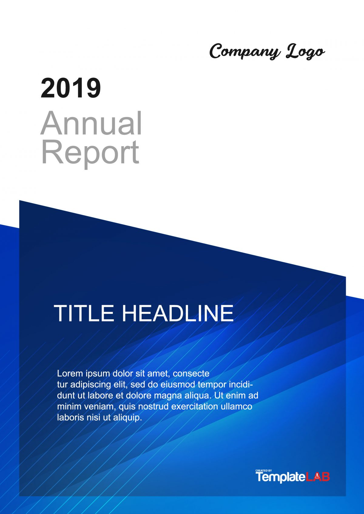 Free Report Cover Page 2 - TemplateLab