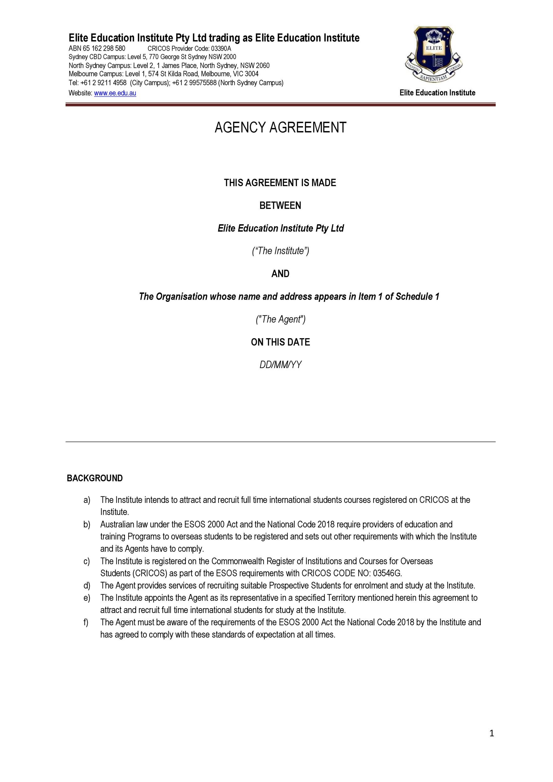 Free agency agreement 02