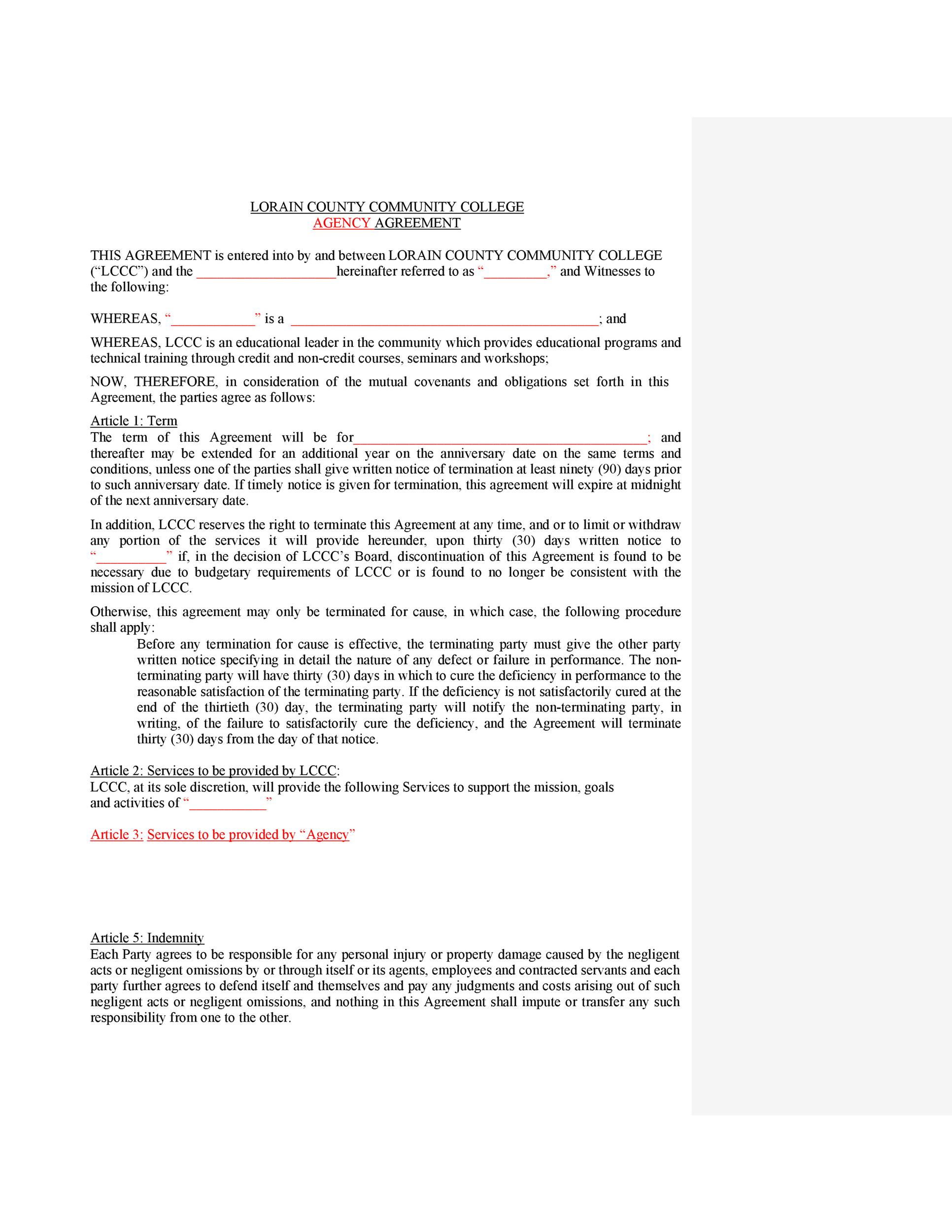 Free agency agreement 04